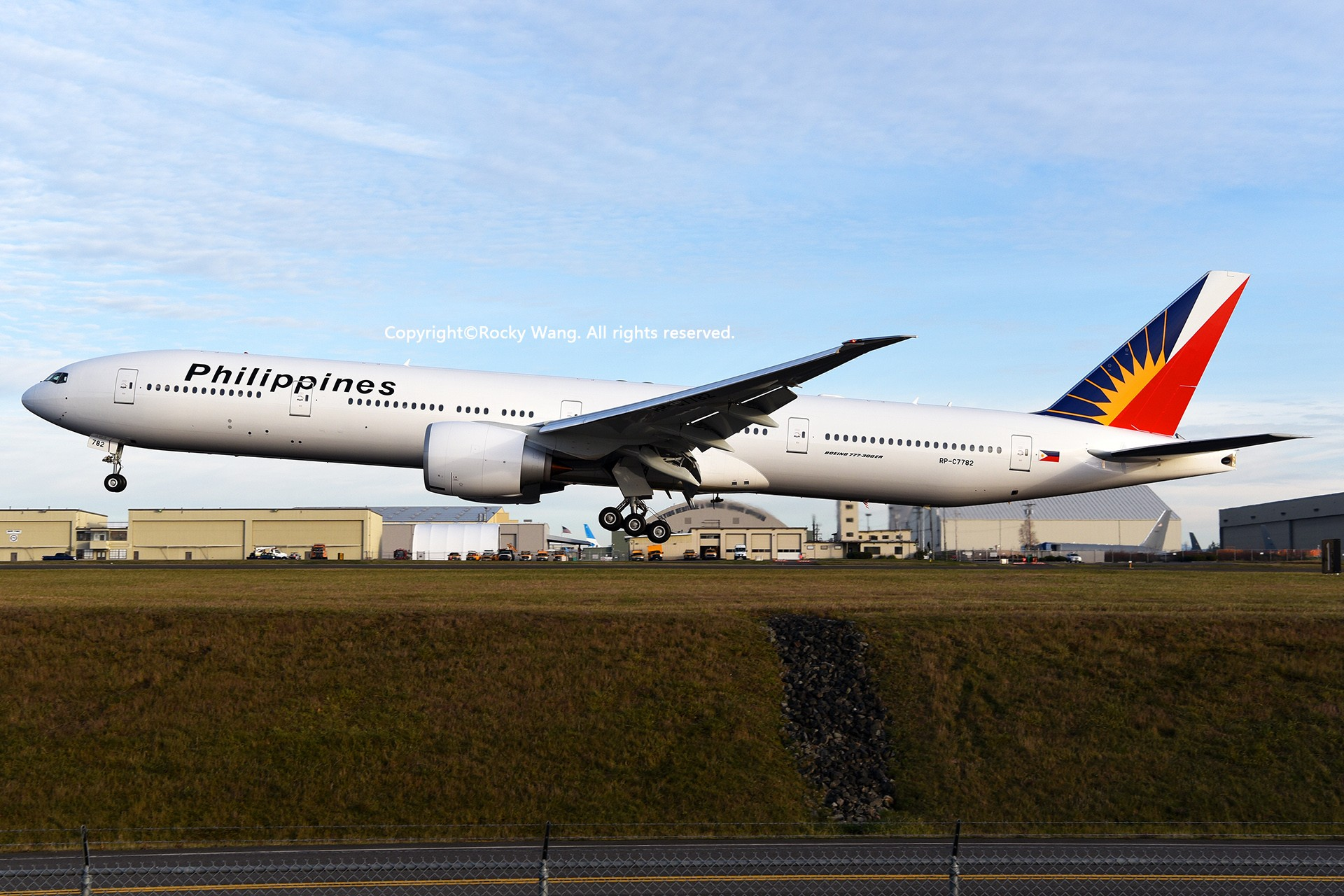 Re:[原创]Seattle 30图 BOEING 777-3F6ER RP-C7782 Snohomish County Airport/Paine Field