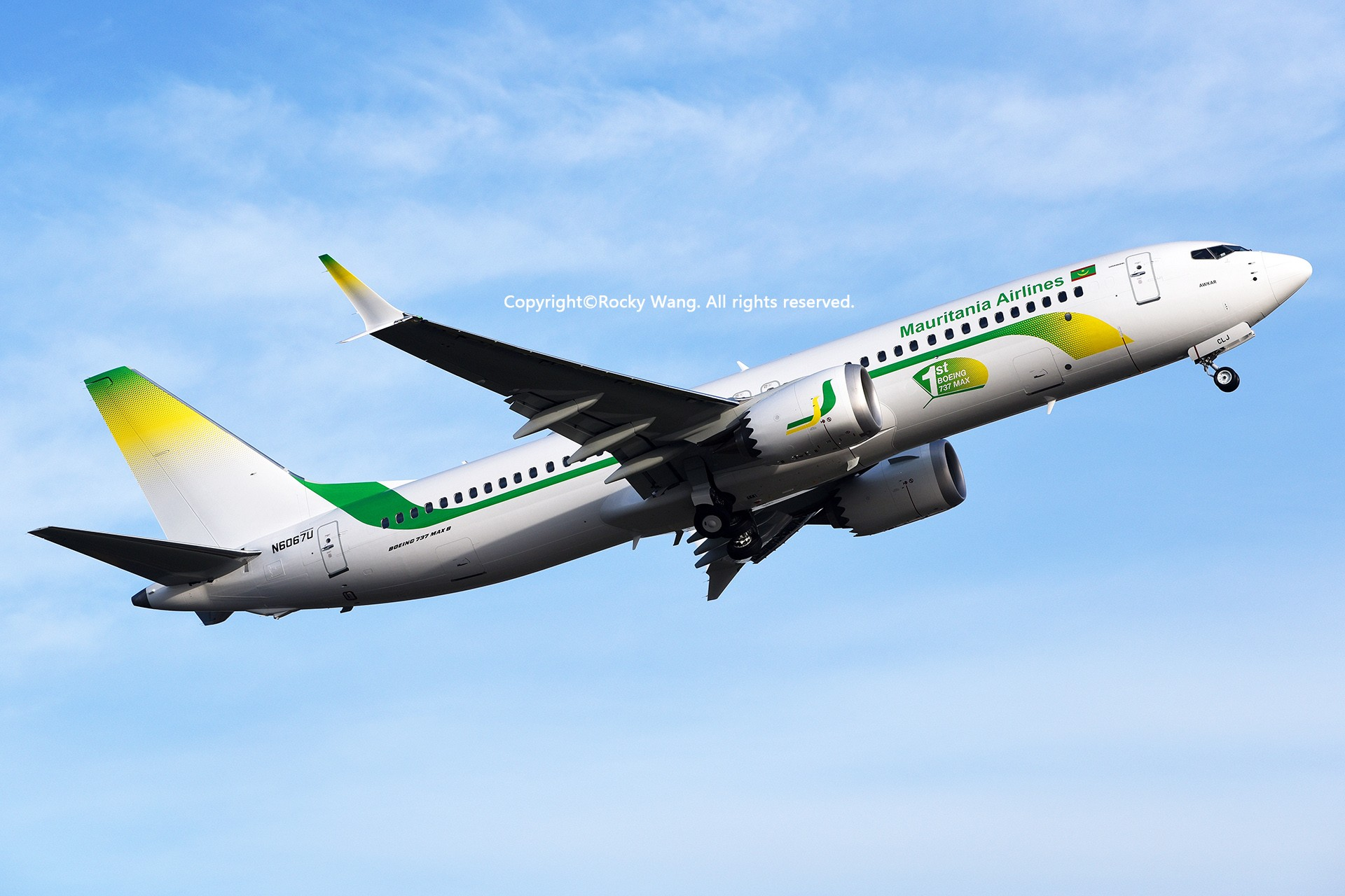 Re:[原创]Seattle 30图 BOEING 737-8 MAX N6067U Seattle Boeing Field/King County