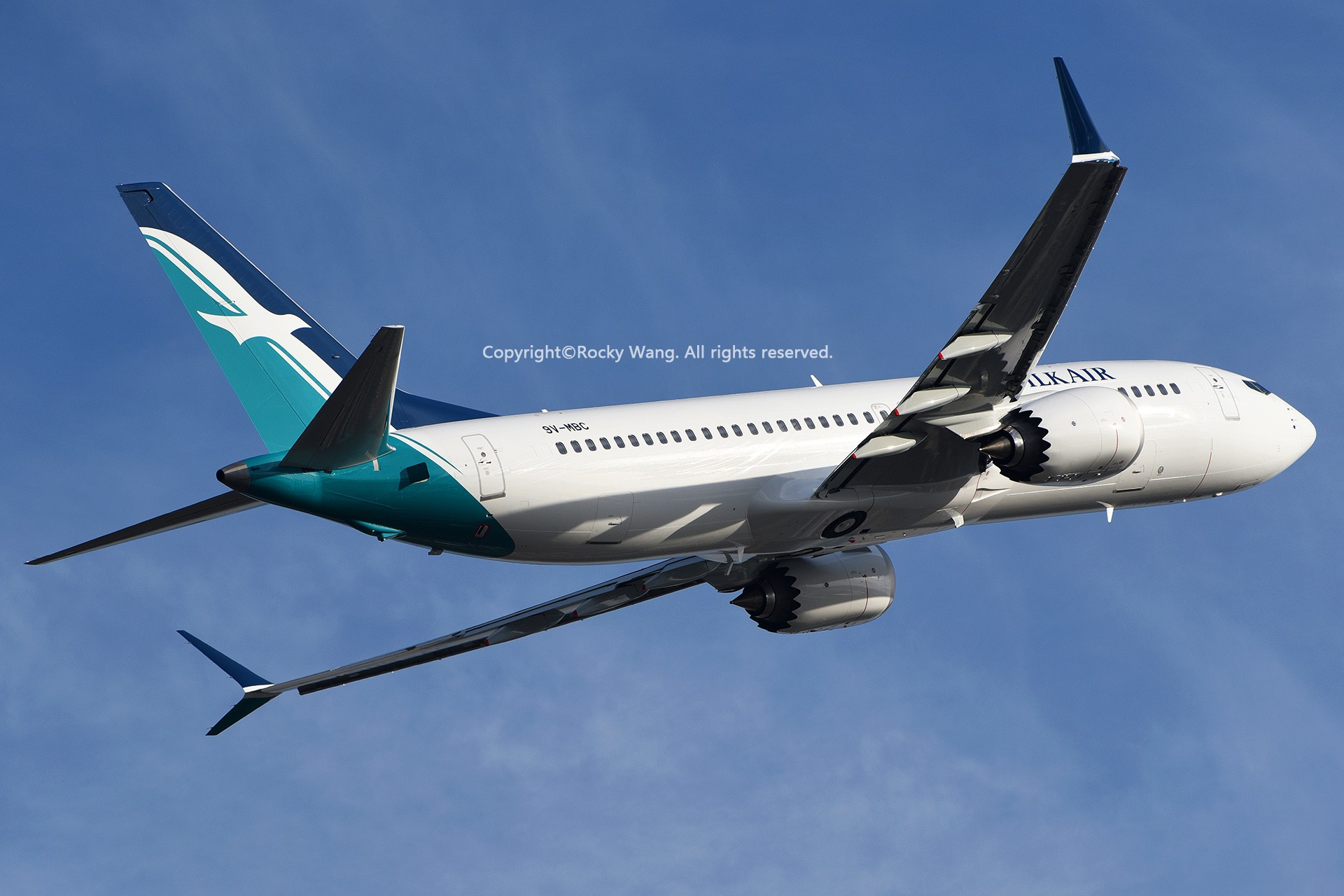 Re:[原创]Seattle 30图 BOEING 737-8 MAX 9V-MBC Seattle Boeing Field/King County