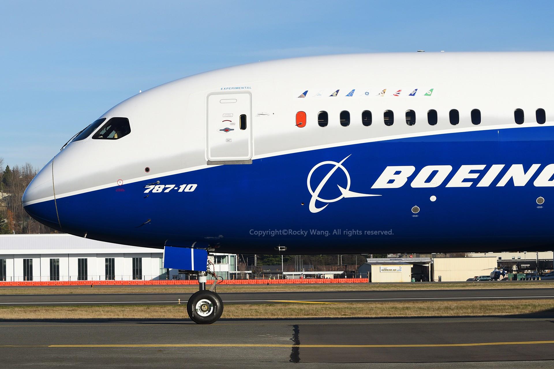 Re:[原创]Seattle 30图 BOEING 787-10 DREAMLINER N528ZC Seattle Boeing Field/King County