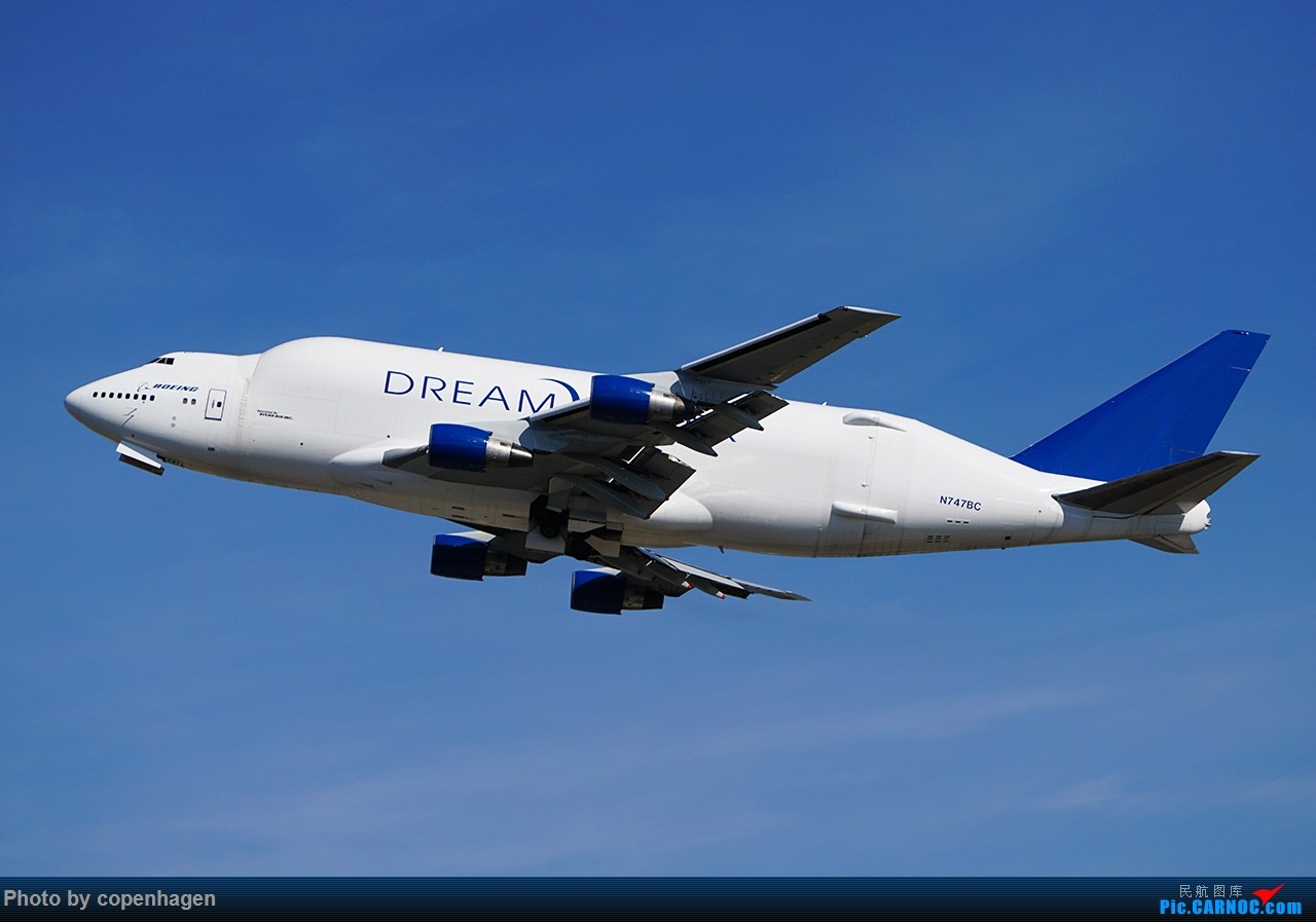 Re:[原创]Seattle 30图 BOEING 747-400(LCF) N747BC Snohomish County Airport/Paine Field