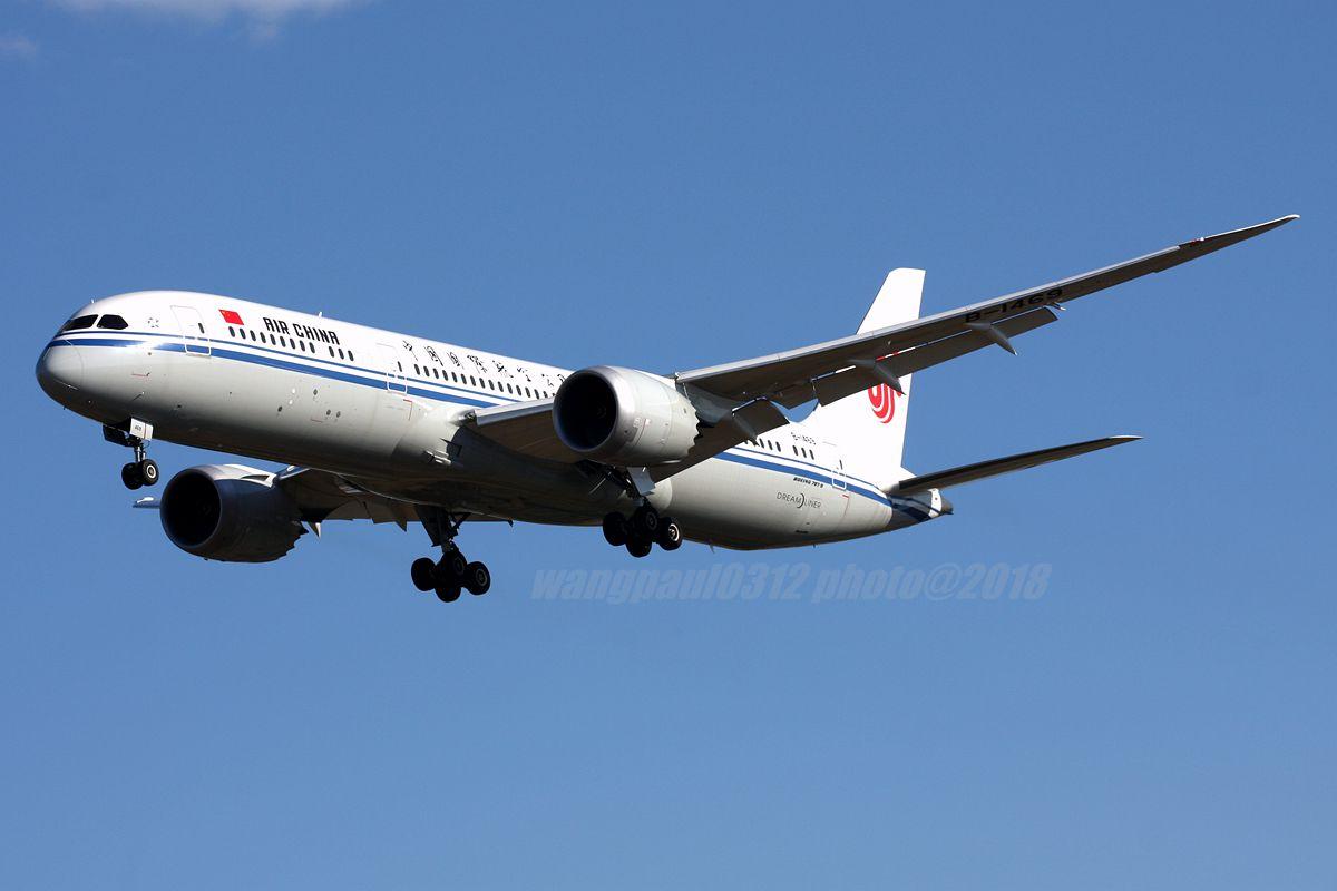 Re:[原创]再不贴图就堕落成一名伪飞友了,国庆节的八卦台 BOEING 787-9 B-1469 北京首都国际机场
