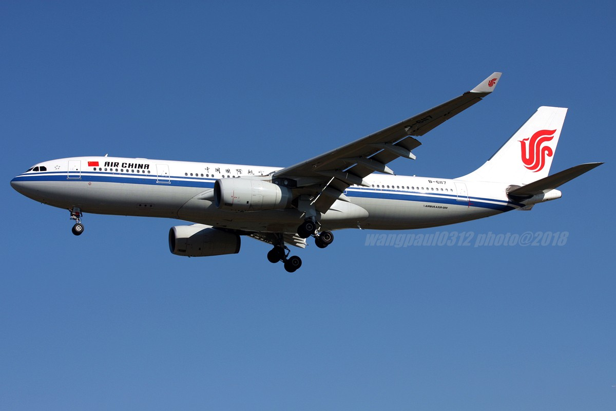 Re:[原创]再不贴图就堕落成一名伪飞友了,国庆节的八卦台 AIRBUS A330-200 B-6117 北京首都国际机场