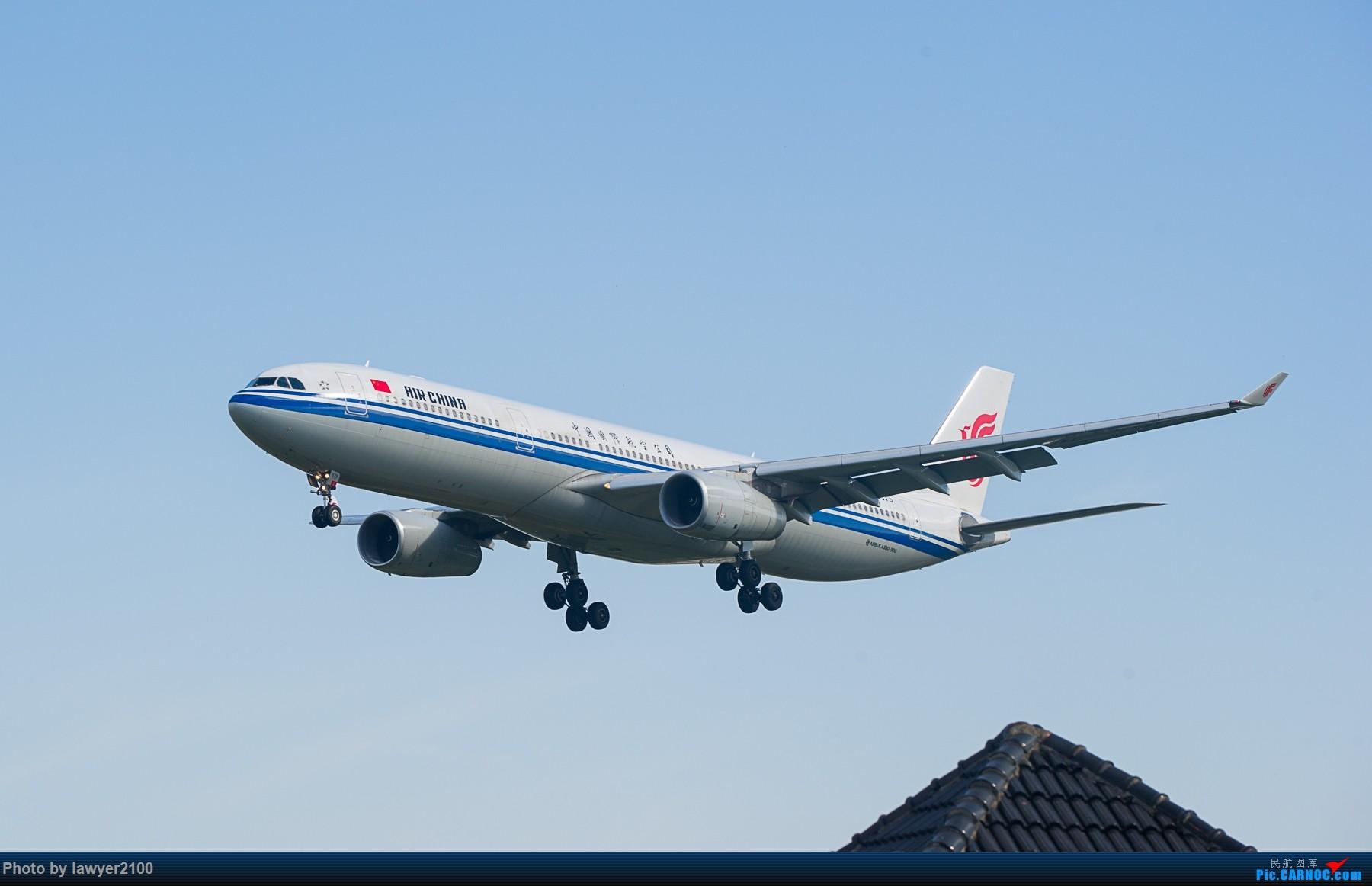 [原创]HGH国庆国航333一组 AIRBUS A330-300 B-8579 中国杭州萧山国际机场