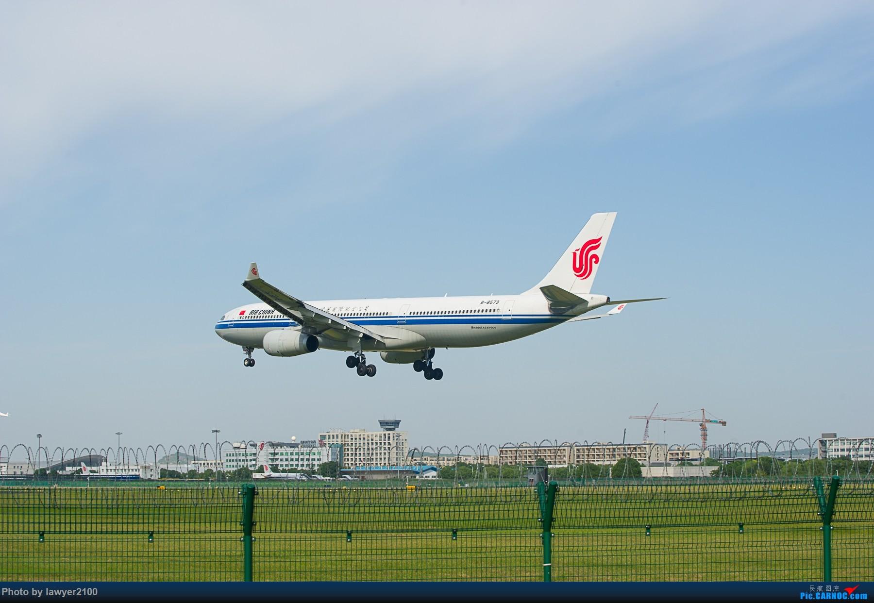Re:[原创]HGH国庆国航333一组 AIRBUS A330-300 B-8579 中国杭州萧山国际机场