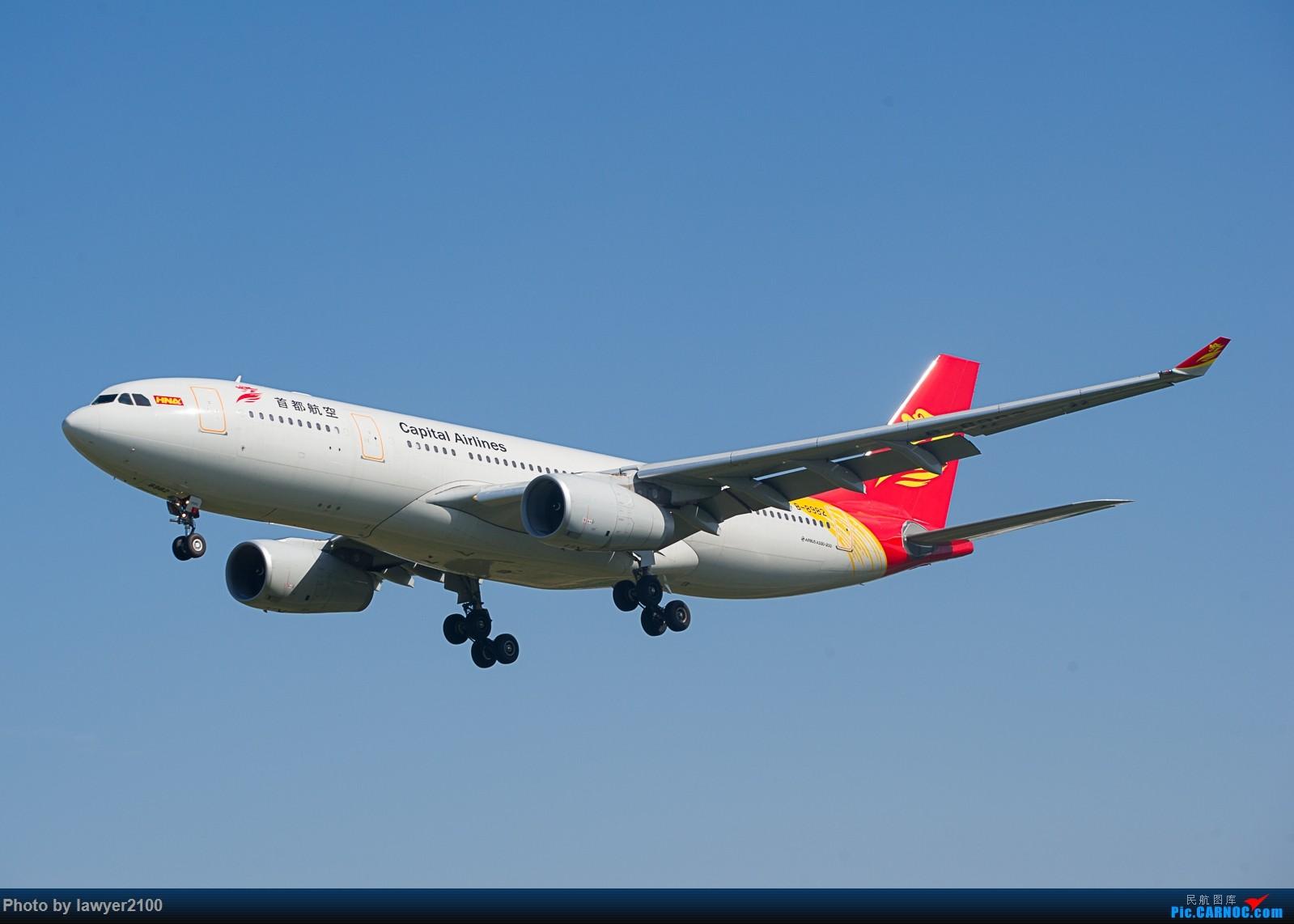 [原创]HGH——国庆首都航空332一组 AIRBUS A330-200 B-8982 中国杭州萧山国际机场