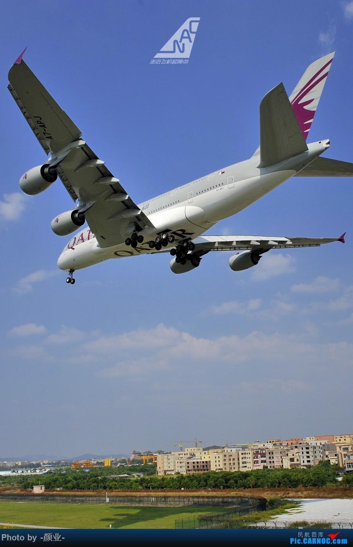Re:[原创]走近飞机起降点(无尽创意) AIRBUS A380-800 A7-APJ
