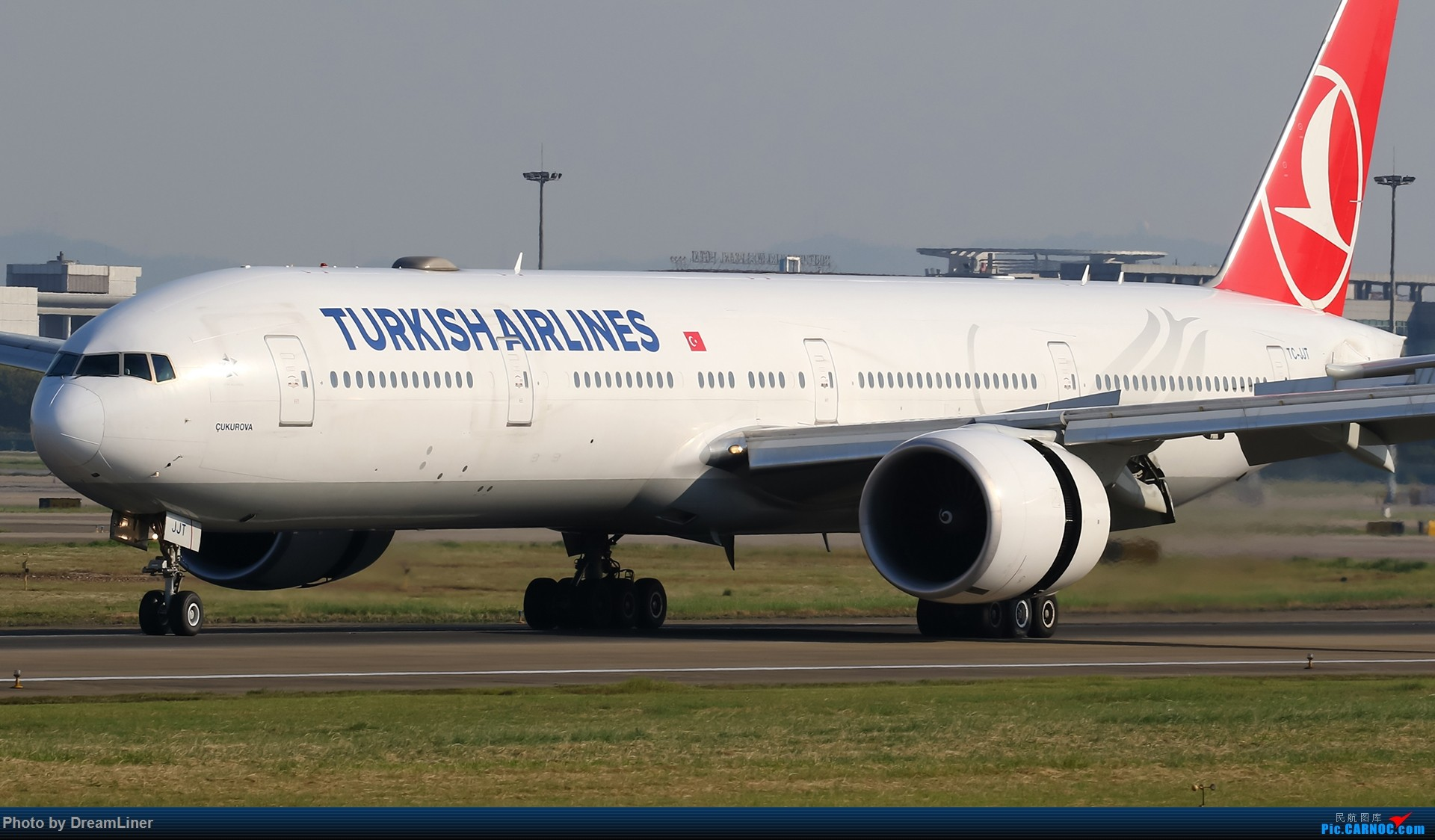 Re:[原创]【CAN】一组宽体 BOEING 777-300ER TC-JJT 中国广州白云国际机场