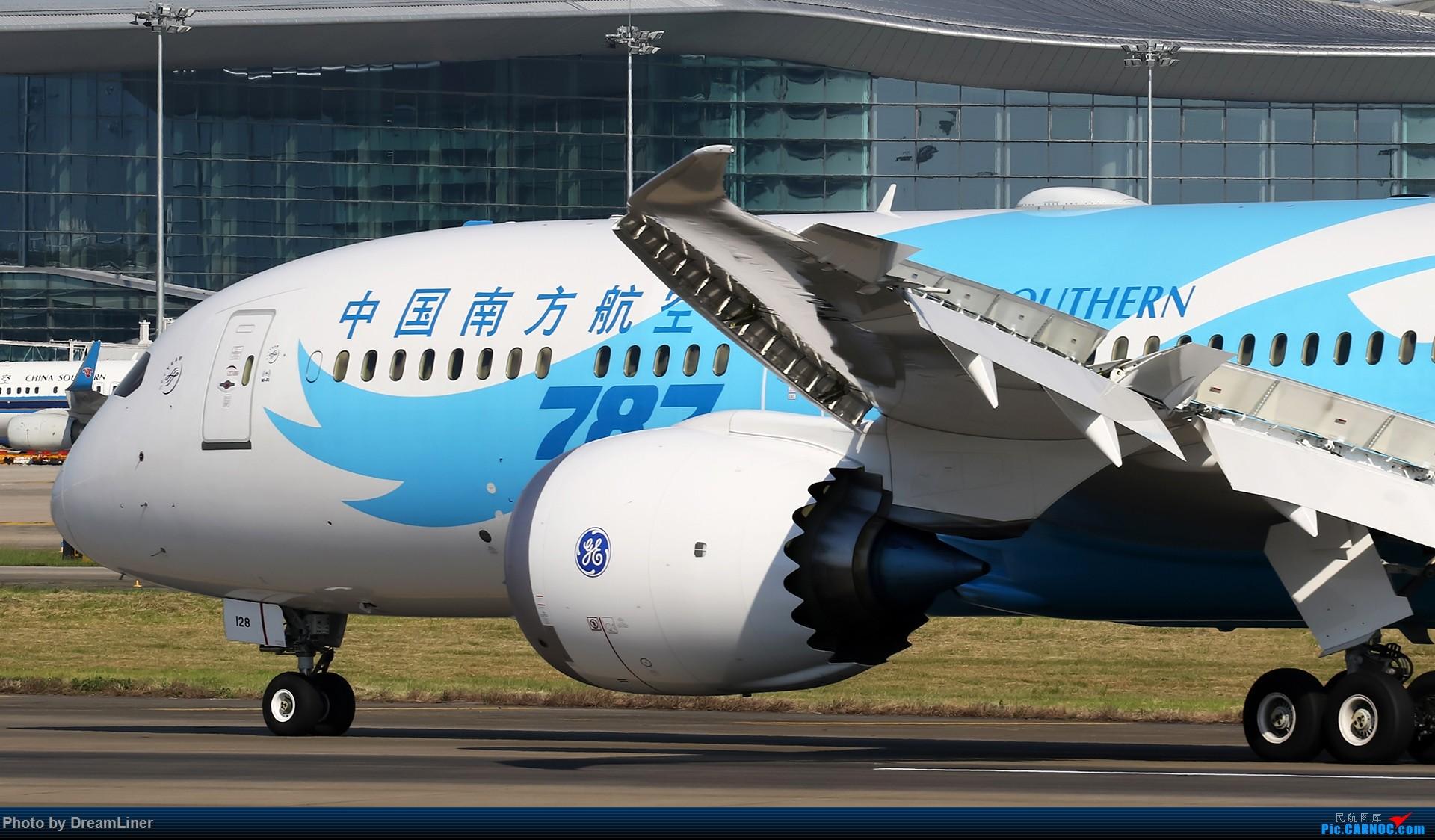 Re:[原创]【CAN】一组宽体 BOEING 787-9 B-1128 中国广州白云国际机场