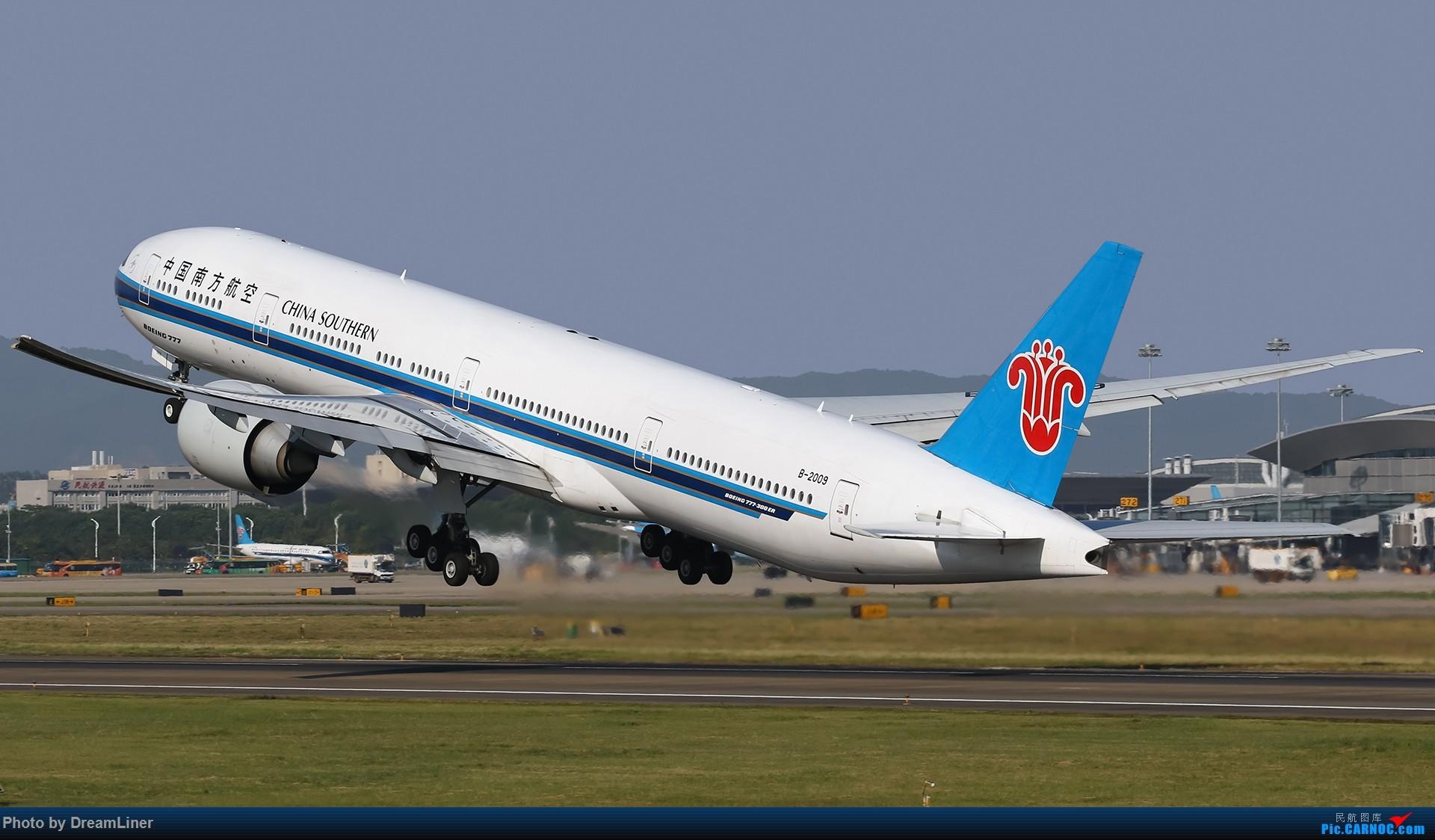 Re:[原创]【CAN】一组宽体 BOEING 777-300ER B-2009 中国广州白云国际机场