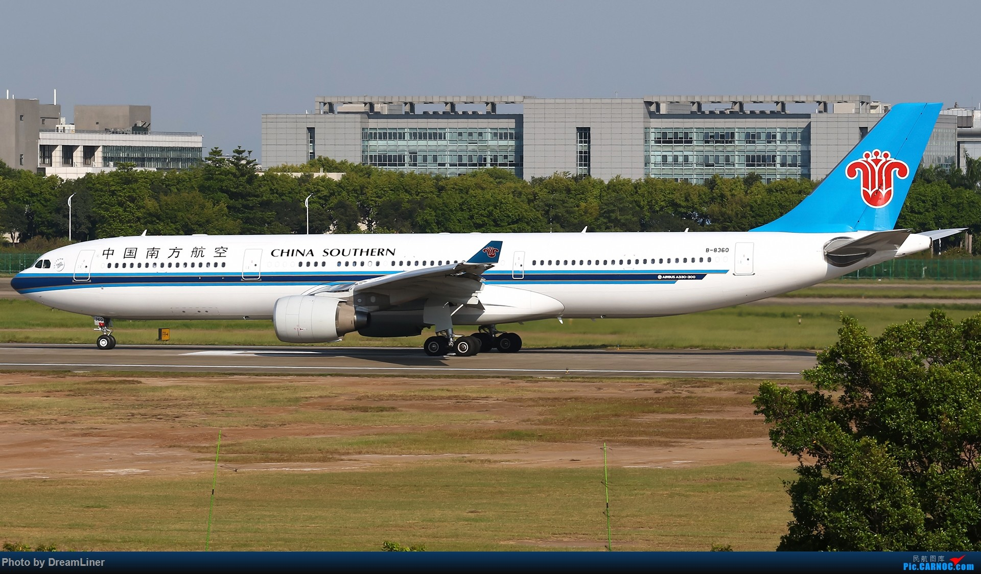 Re:[原创]【CAN】一组宽体 AIRBUS A330-300 B-8360 中国广州白云国际机场
