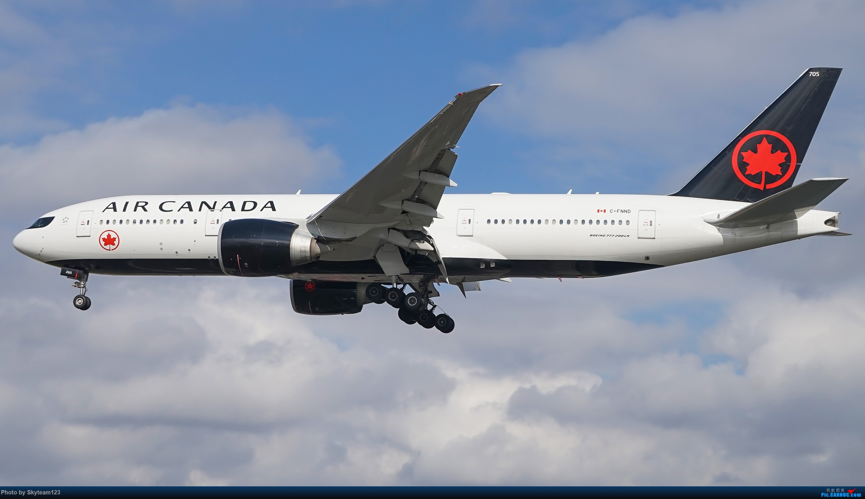 Re:[原创][SYD] 假期拍机小结 解锁16R跑道头拍机位 & 停车楼拍机作业 【全宽体】 BOEING 777-200LR C-FNND 澳大利亚悉尼金斯福德·史密斯机场