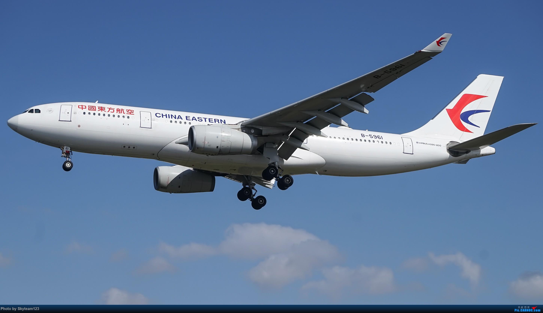 Re:[原创][SYD] 假期拍机小结 解锁16R跑道头拍机位 & 停车楼拍机作业 【全宽体】 AIRBUS A330-200 B-5961 澳大利亚悉尼金斯福德·史密斯机场