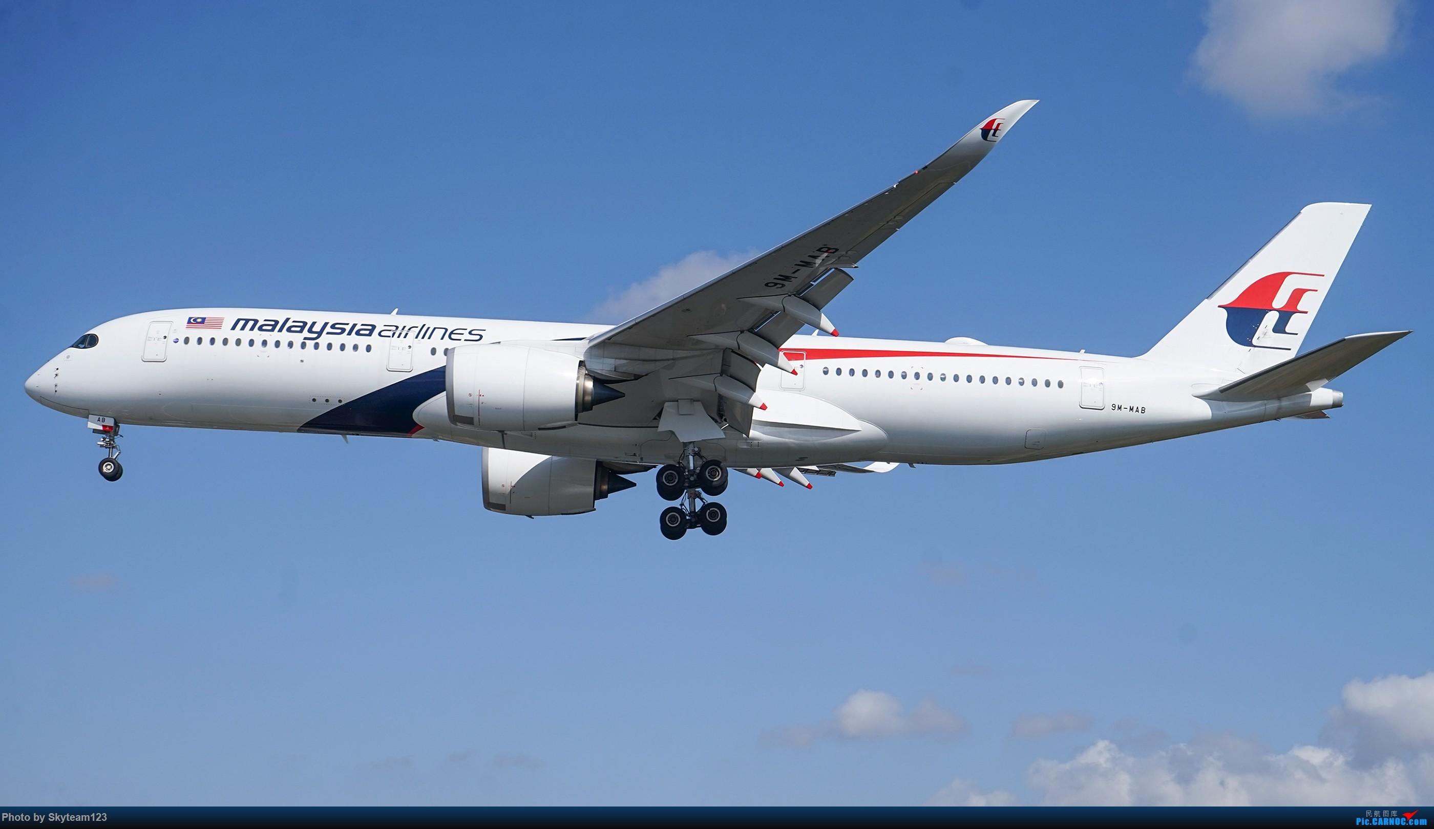 Re:[原创][SYD] 假期拍机小结 解锁16R跑道头拍机位 & 停车楼拍机作业 【全宽体】 AIRBUS A350-900 9M-MAB 澳大利亚悉尼金斯福德·史密斯机场