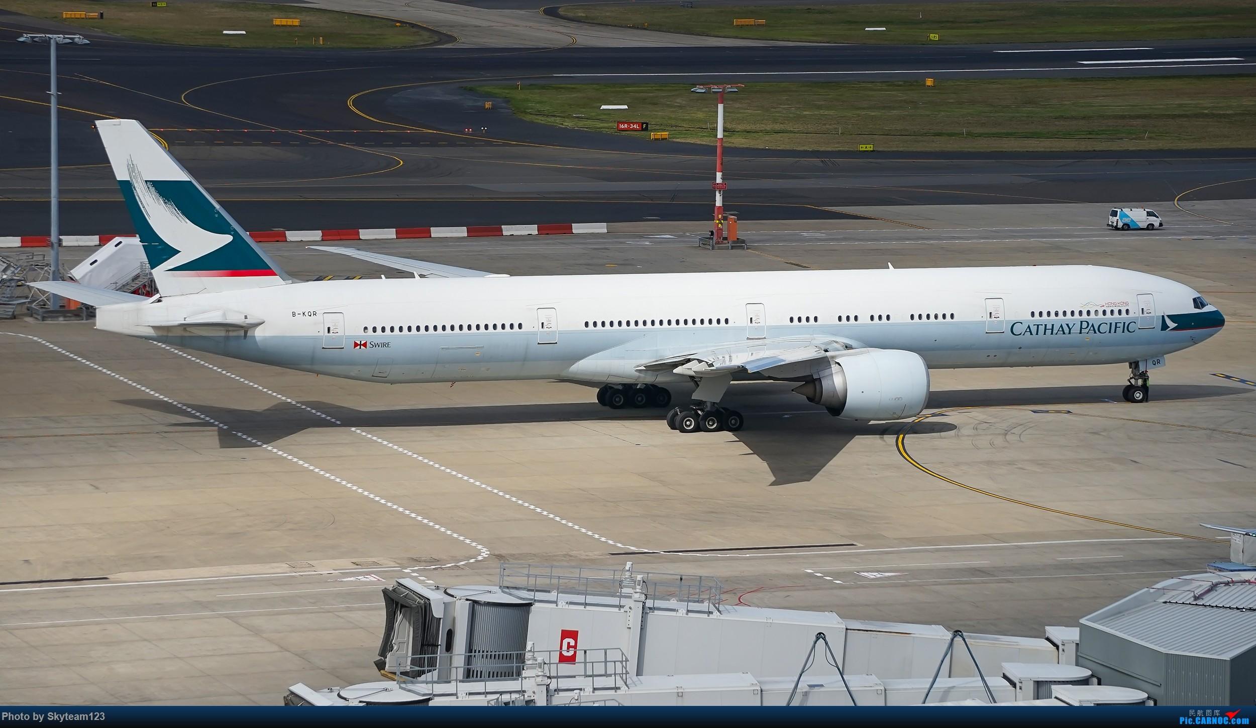 Re:[原创][SYD] 假期拍机小结 解锁16R跑道头拍机位 & 停车楼拍机作业 【全宽体】 BOEING 777-300ER B-KQR 澳大利亚悉尼金斯福德·史密斯机场