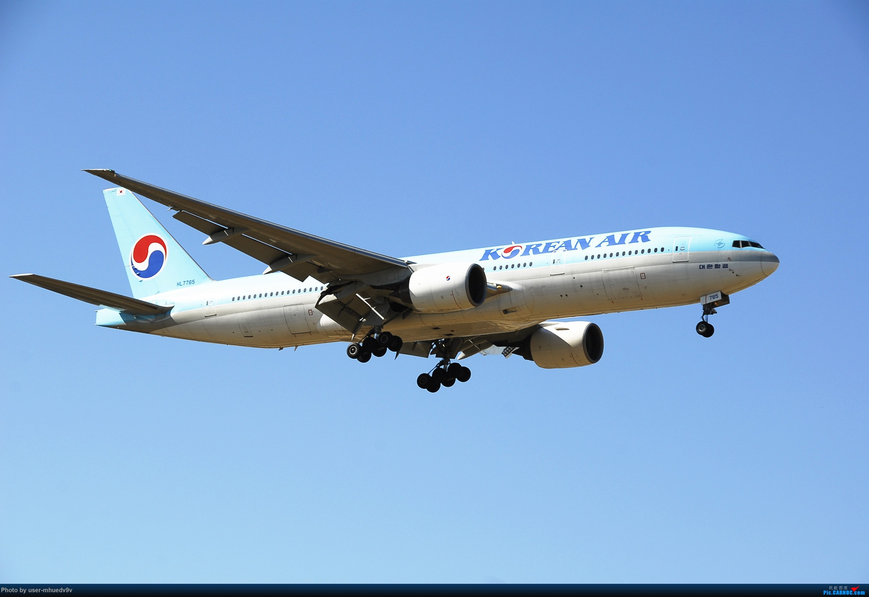Re:[原创]十一难得北京妖天,萌新ZBAA拍机一组干货,大佬勿喷,马上月考更要放飞自我。。。 BOEING 777-200ER HL7765 中国北京首都国际机场