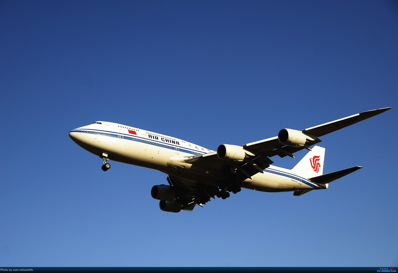 Re:[原创]十一难得北京妖天,萌新ZBAA拍机一组干货,大佬勿喷,马上月考更要放飞自我。。。 BOEING 747-8I B-2486 中国北京首都国际机场