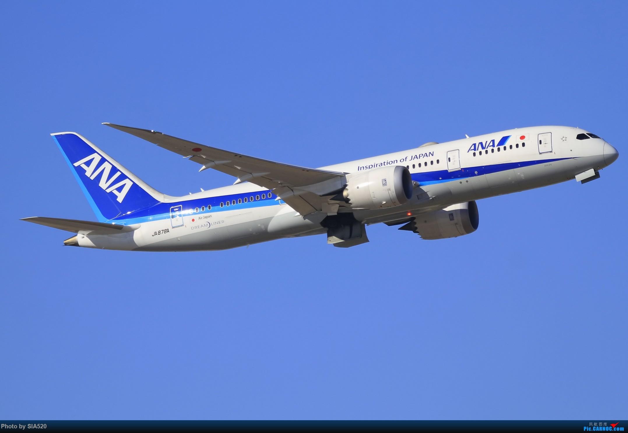 Re:[原创]10-1首都机场随拍,帝都蓝加好看的那一些…… BOEING 787-8 JA-878A 中国北京首都国际机场