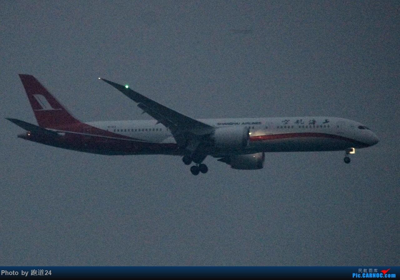 Re:[原创]【多图党】国庆烂天拍机 1800*1200 BOEING 787-9 B-1113 中国成都双流国际机场