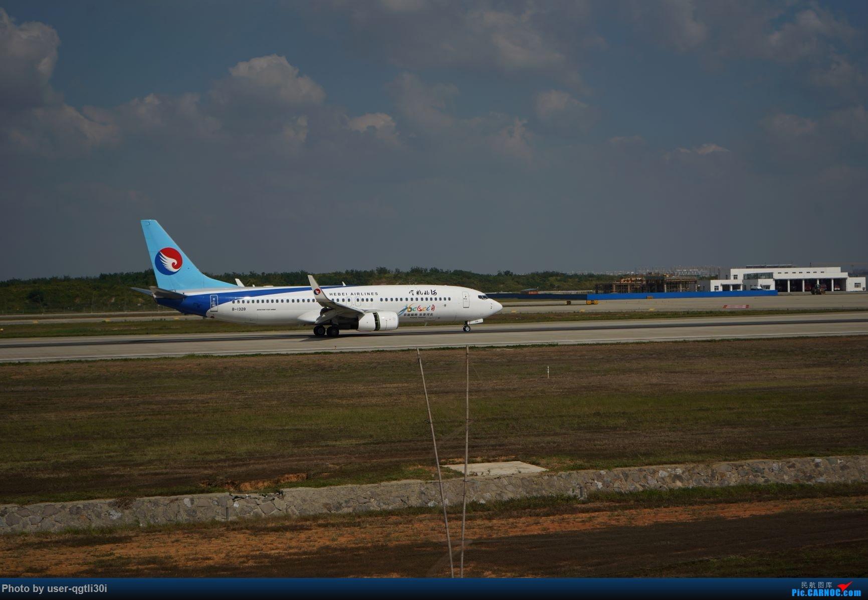 Re:[原创]NKG的秋天 BOEING 737-800 B-1328 中国南京禄口国际机场
