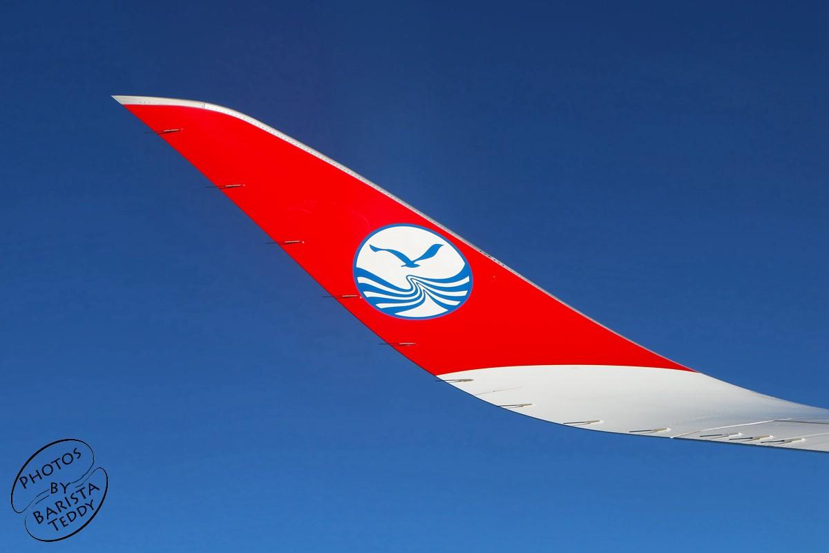 [原创]【仔糕游记17】【A350双杀记】【上】首次体验四川航空、首次体验空客A350·被川航圈粉、被川航安排得明明白白·3U8881 CTU-PEK