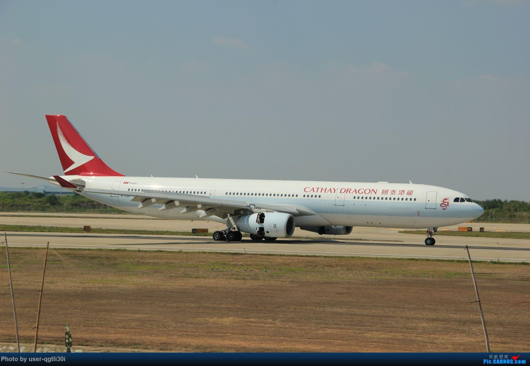 Re:[原创]NKG的秋天 AIRBUS A330-300 B-LBG 中国南京禄口国际机场