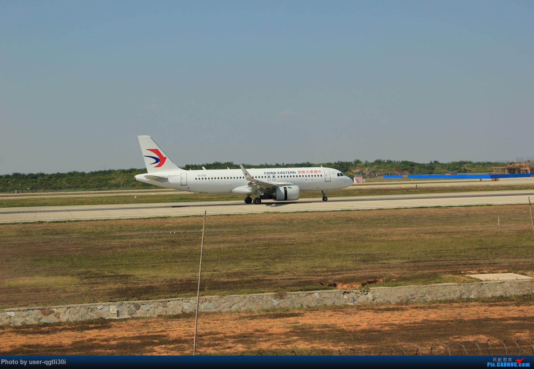 Re:[原创]NKG的秋天 AIRBUS A320NEO B-1292 中国南京禄口国际机场