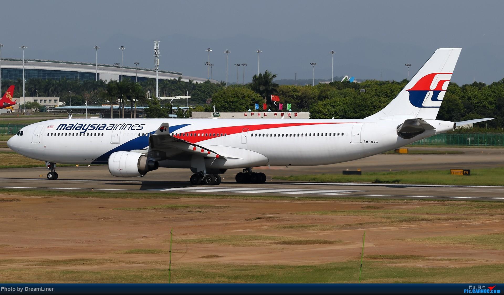Re:[原创]【CAN】一组宽体 AIRBUS A330-300 9M-MTG 中国广州白云国际机场