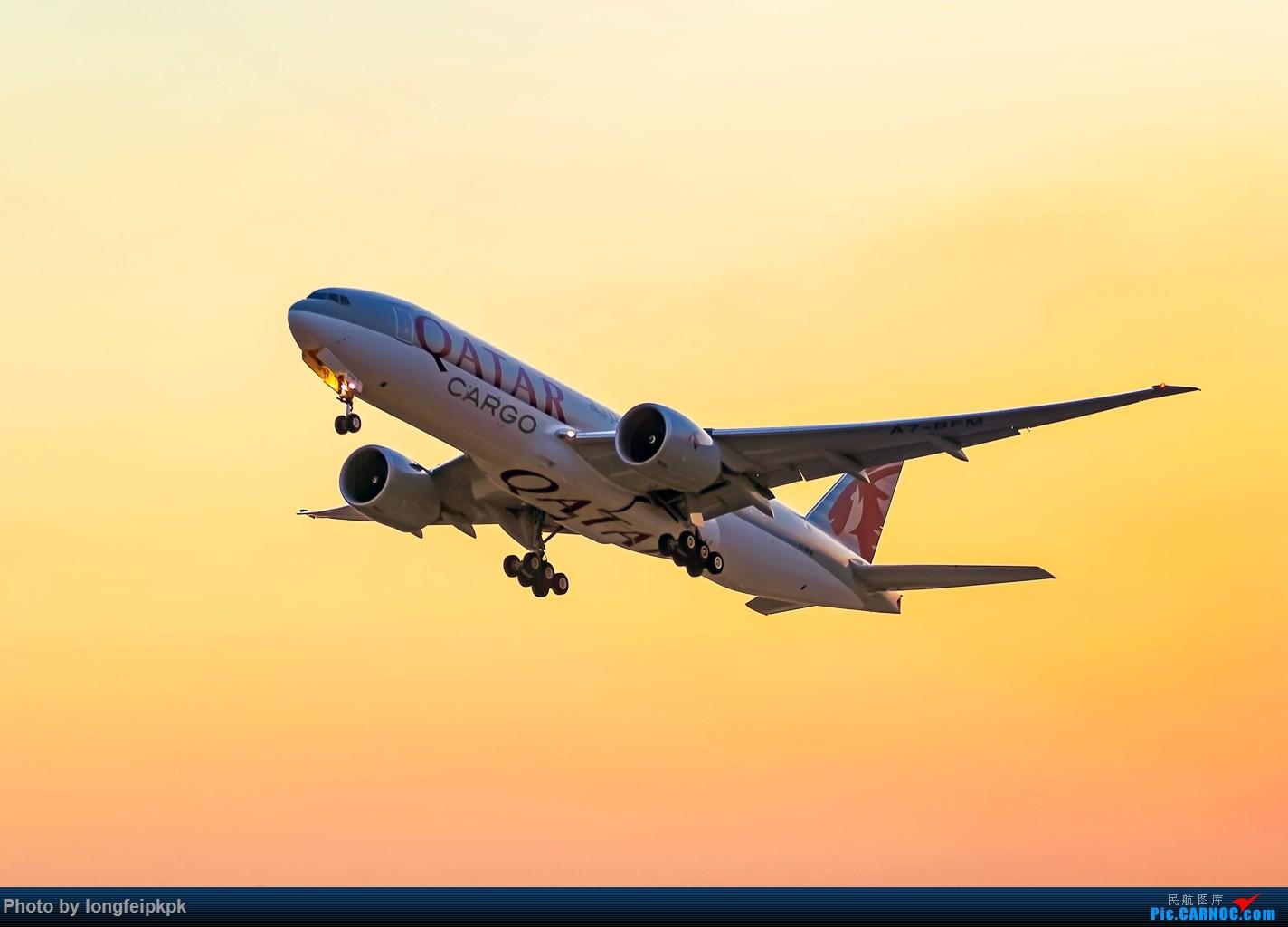 Re:[原创]【郑州飞友会】2018国庆拍机 BOEING 777F A7-BFM 中国郑州新郑国际机场
