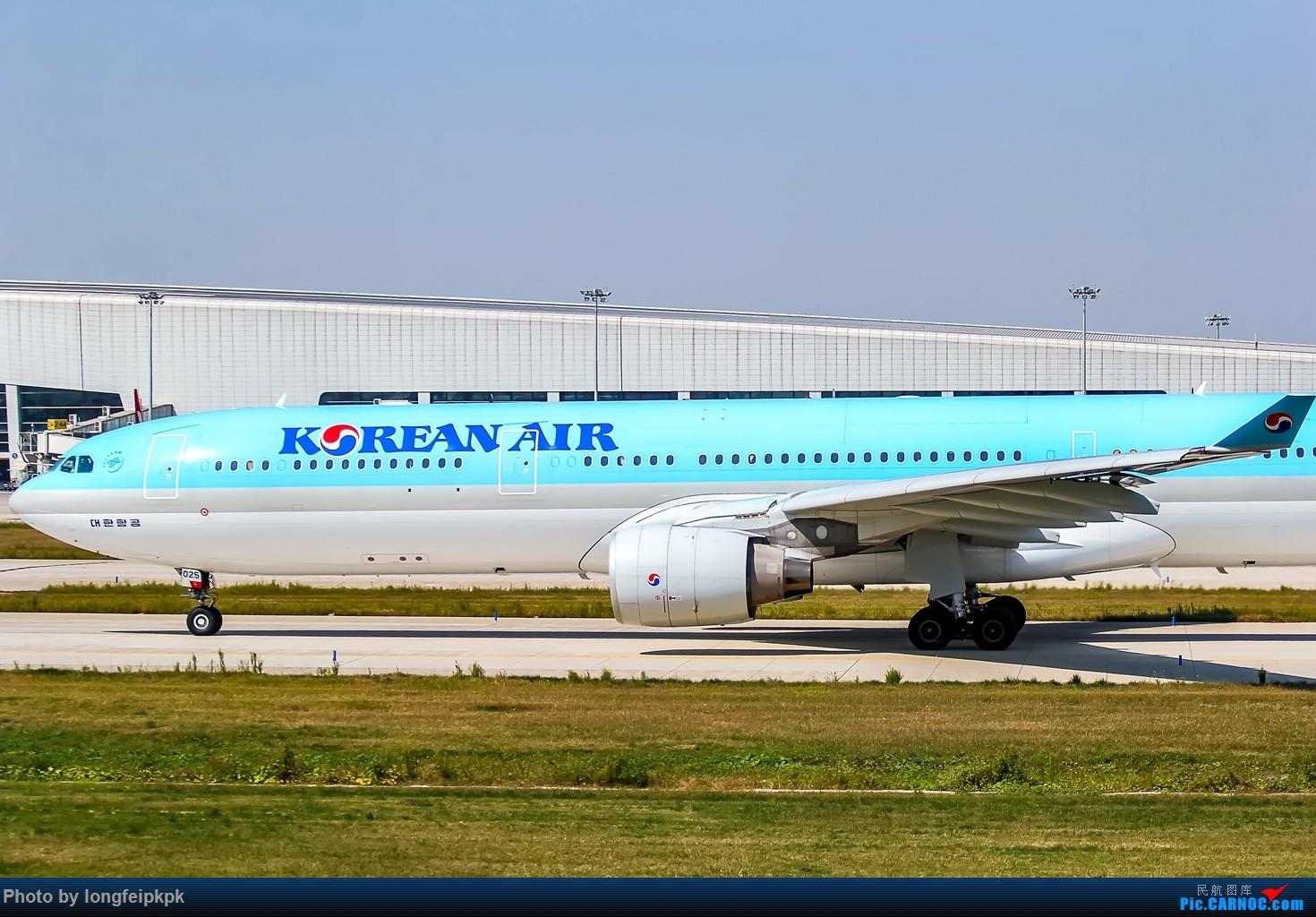 Re:[原创]【郑州飞友会】2018国庆拍机 AIRBUS A330-300 HL8025 中国郑州新郑国际机场
