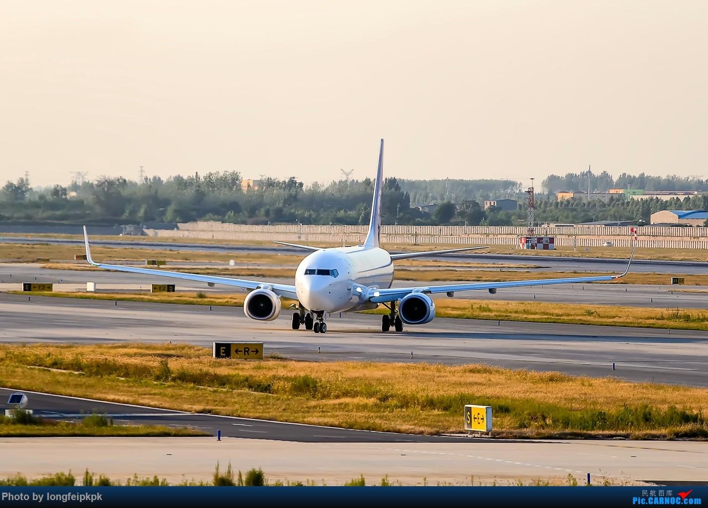 Re:[原创]【郑州飞友会】2018国庆拍机 BOEING 737-800 B-1270 中国郑州新郑国际机场