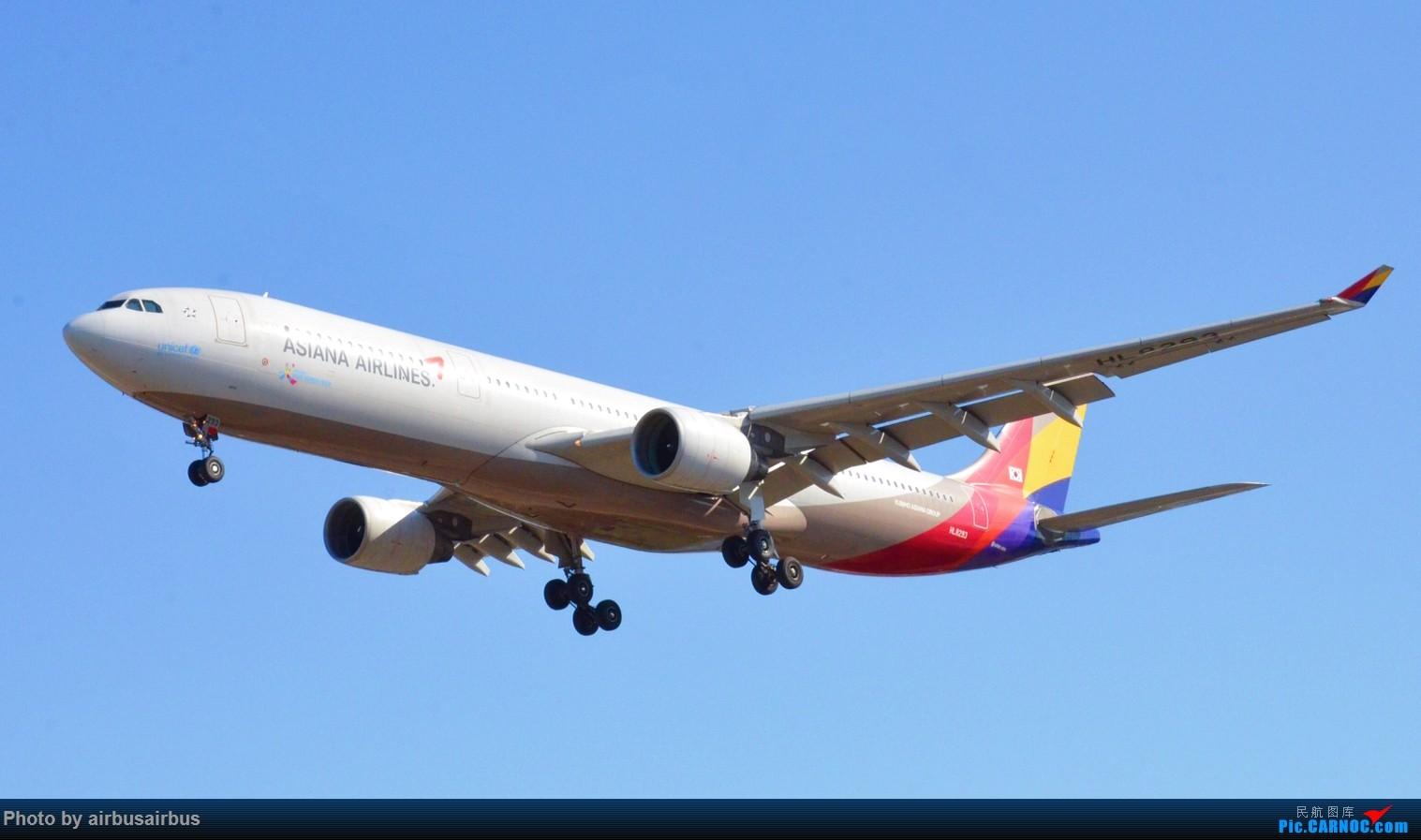 Re:[原创]大连周水子酷航787-9 AIRBUS A330-300 HL8233 中国大连国际机场
