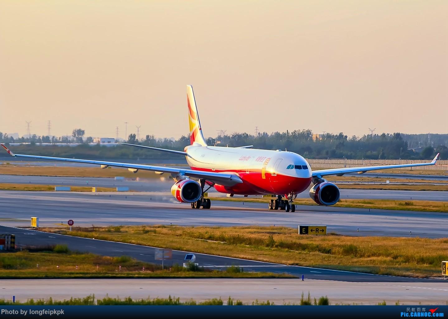 Re:[原创]【郑州飞友会】2018国庆拍机 AIRBUS A330-300 B-1004 中国郑州新郑国际机场