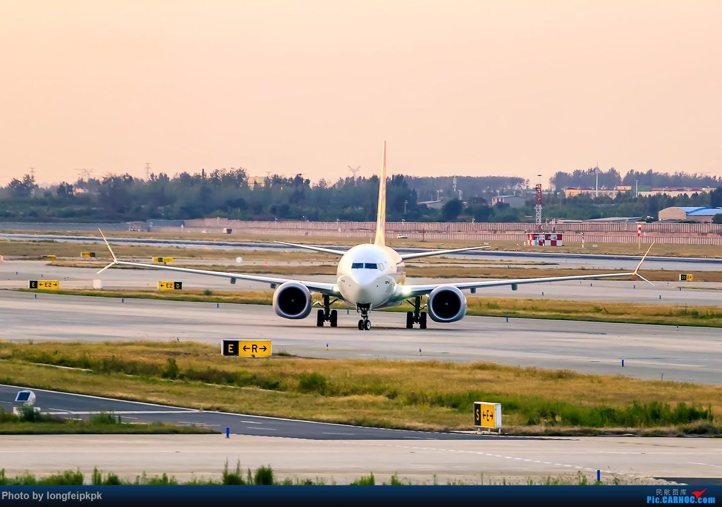 Re:[原创]【郑州飞友会】2018国庆拍机 BOEING 737MAX-8 B-1389 中国郑州新郑国际机场
