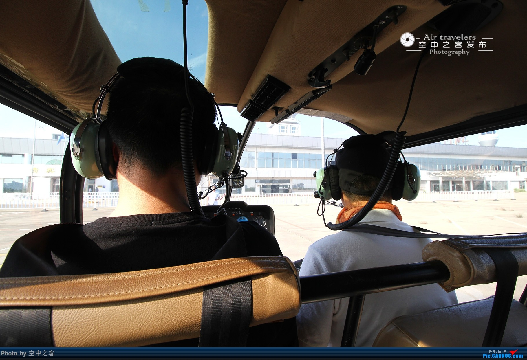 Re:[原创][空中之客发布]与aiolia7456大佬体验顶宏通航R-44滨湖之旅 ROBINSON R44 II B-7261 合肥骆岗机场