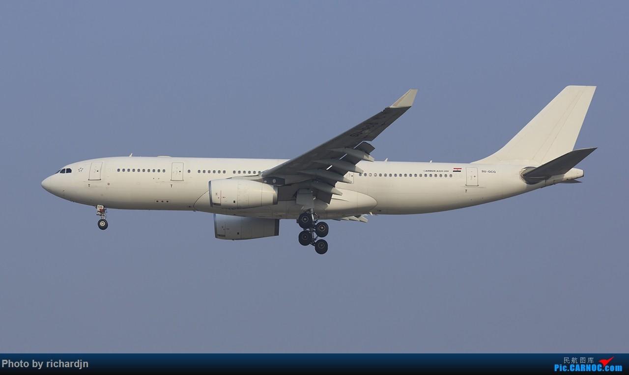 Re:穿个打底衫就出门了 埃及A330