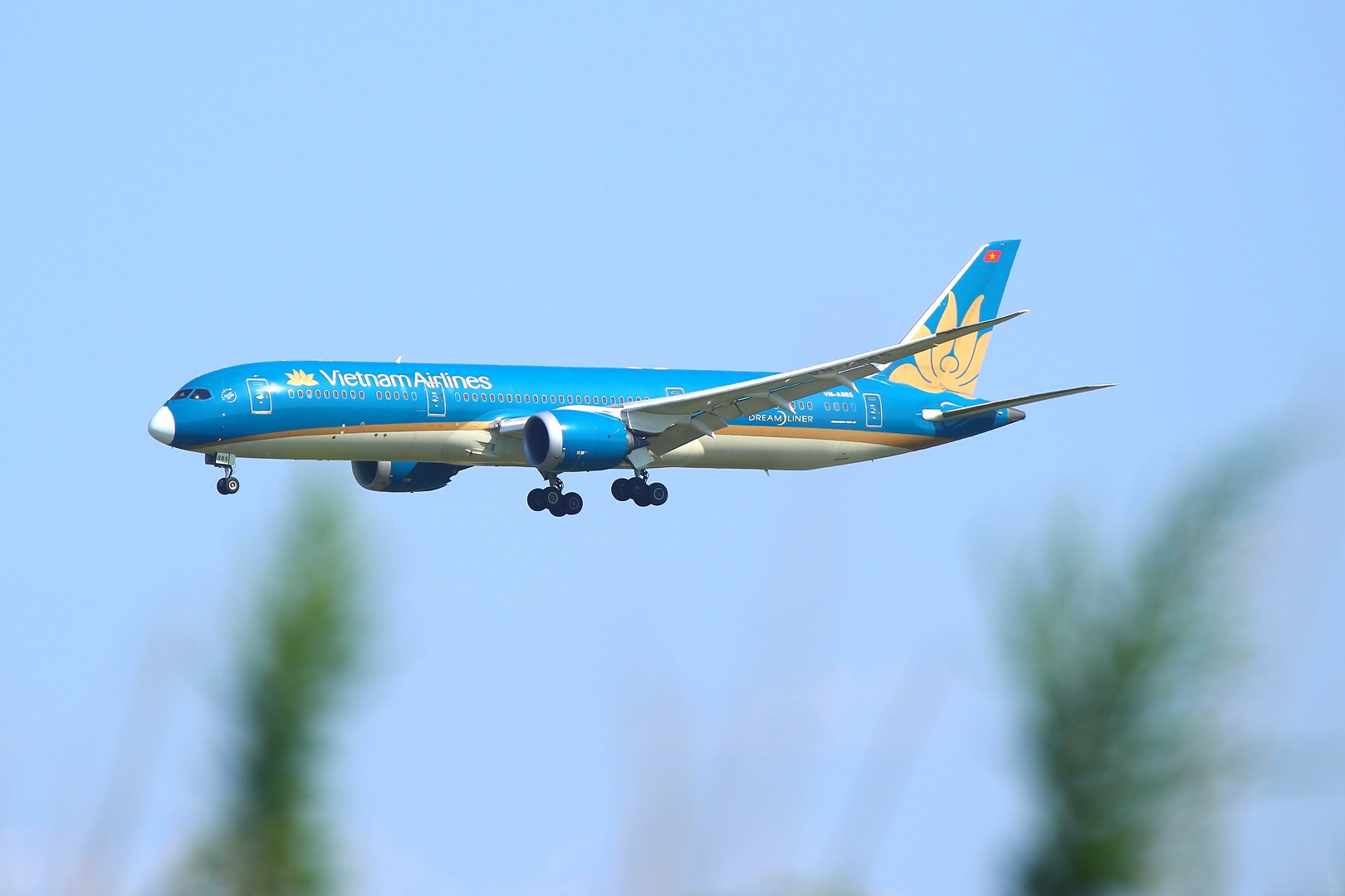 Re:[原创]转季转风向,觅PVG南端 BOEING 787-8 VN-A865 中国上海浦东国际机场