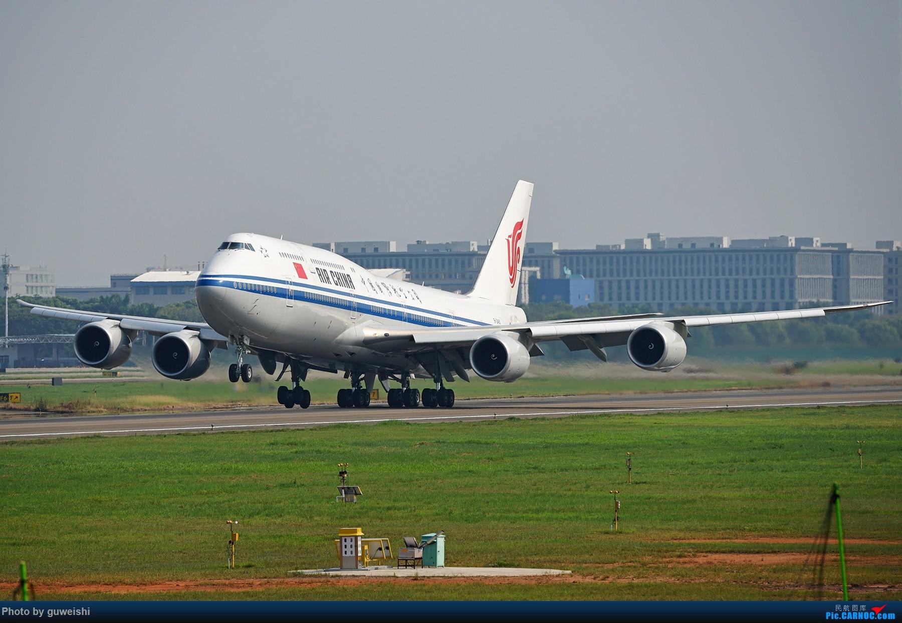 [原创]【早师傅出品】--空中皇后气势足! BOEING 747-8I B-2480 中国广州白云国际机场