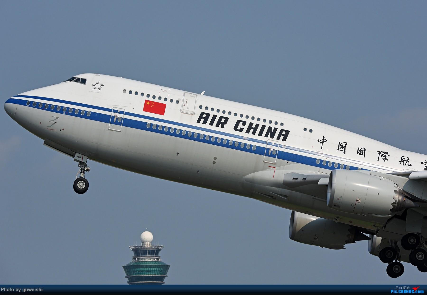 Re:[原创]【早师傅出品】--空中皇后气势足! BOEING 747-8I B-2480 中国广州白云国际机场