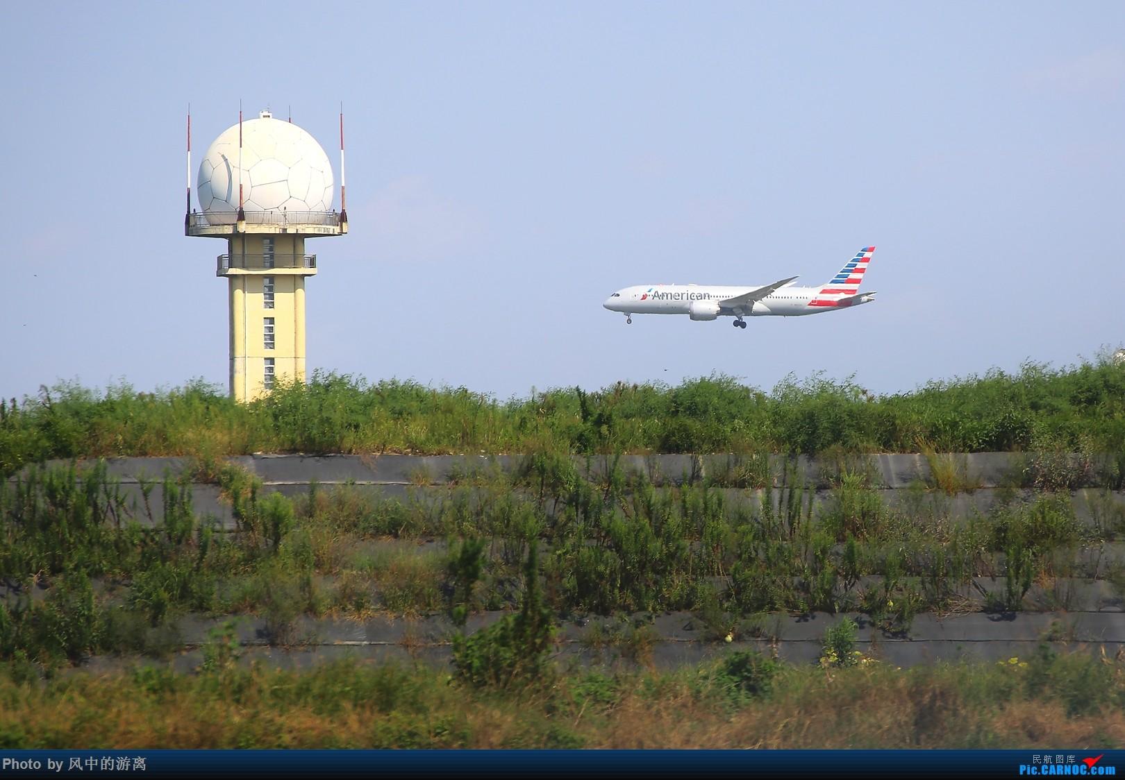 Re:[原创]转季转风向,觅PVG南端 BOEING 787-8  中国上海浦东国际机场