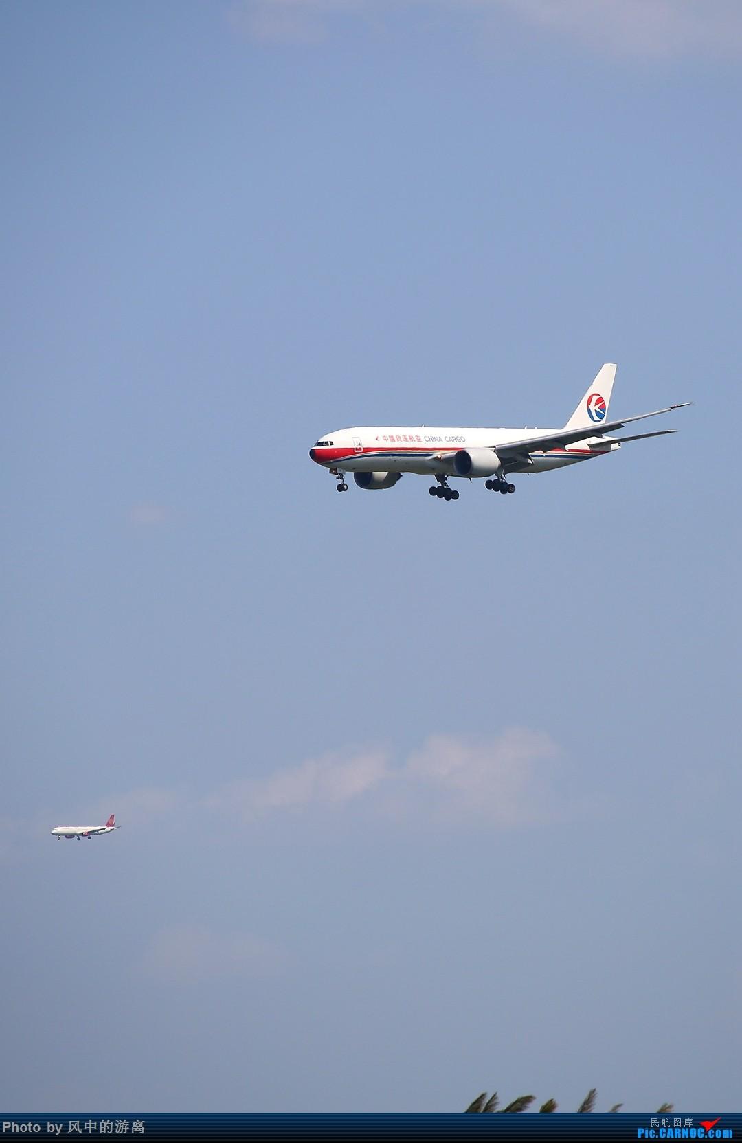 Re:[原创]转季转风向,觅PVG南端 BOEING 777F B-2076
