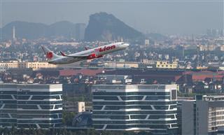 Re:山頂動人,杭州蕭山國際機場 紅山觀光視角