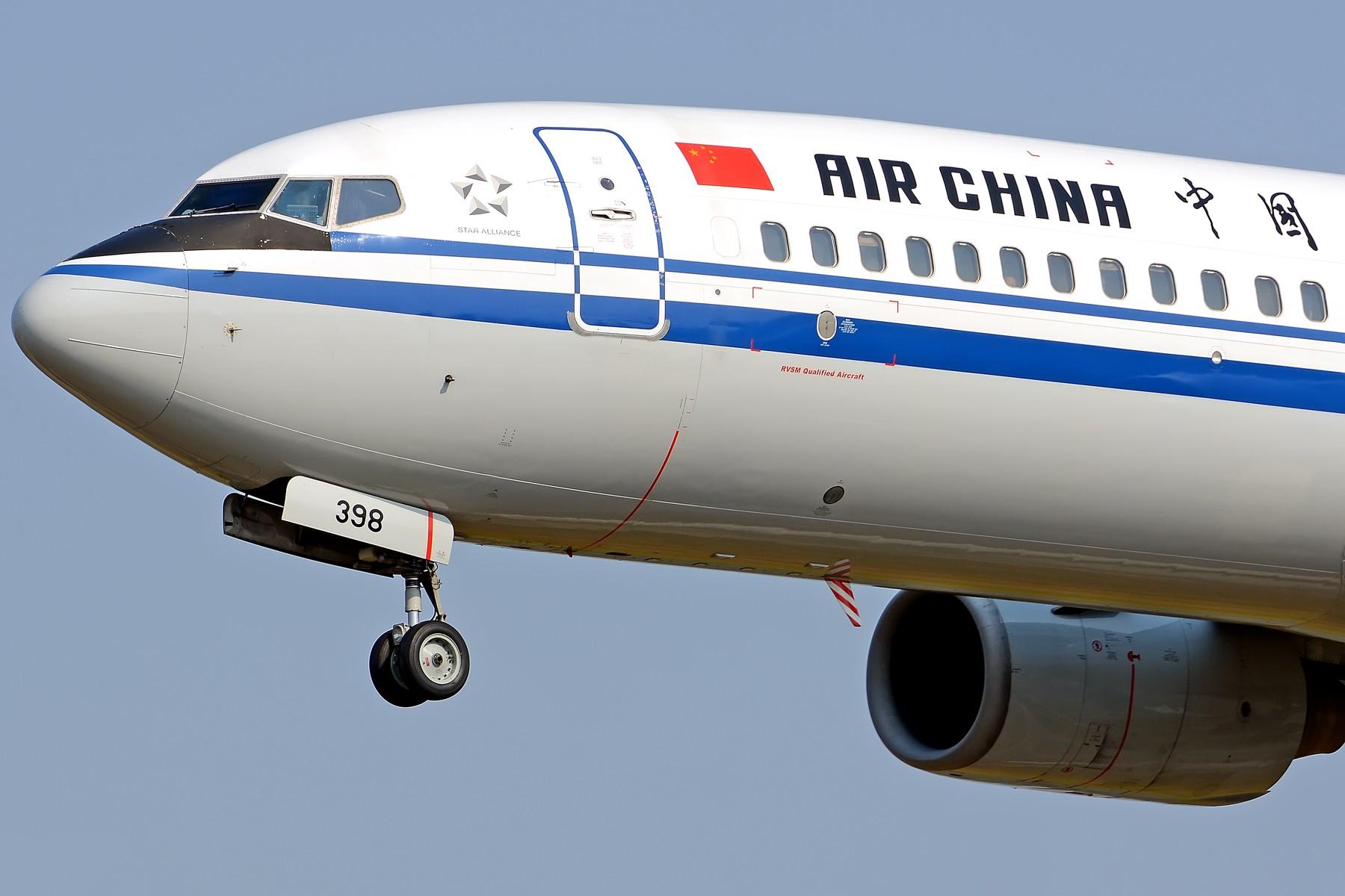 [原创]【多图党】试镜200-500大头比较多 BOEING 737-800 B-5398 中国合肥新桥国际机场