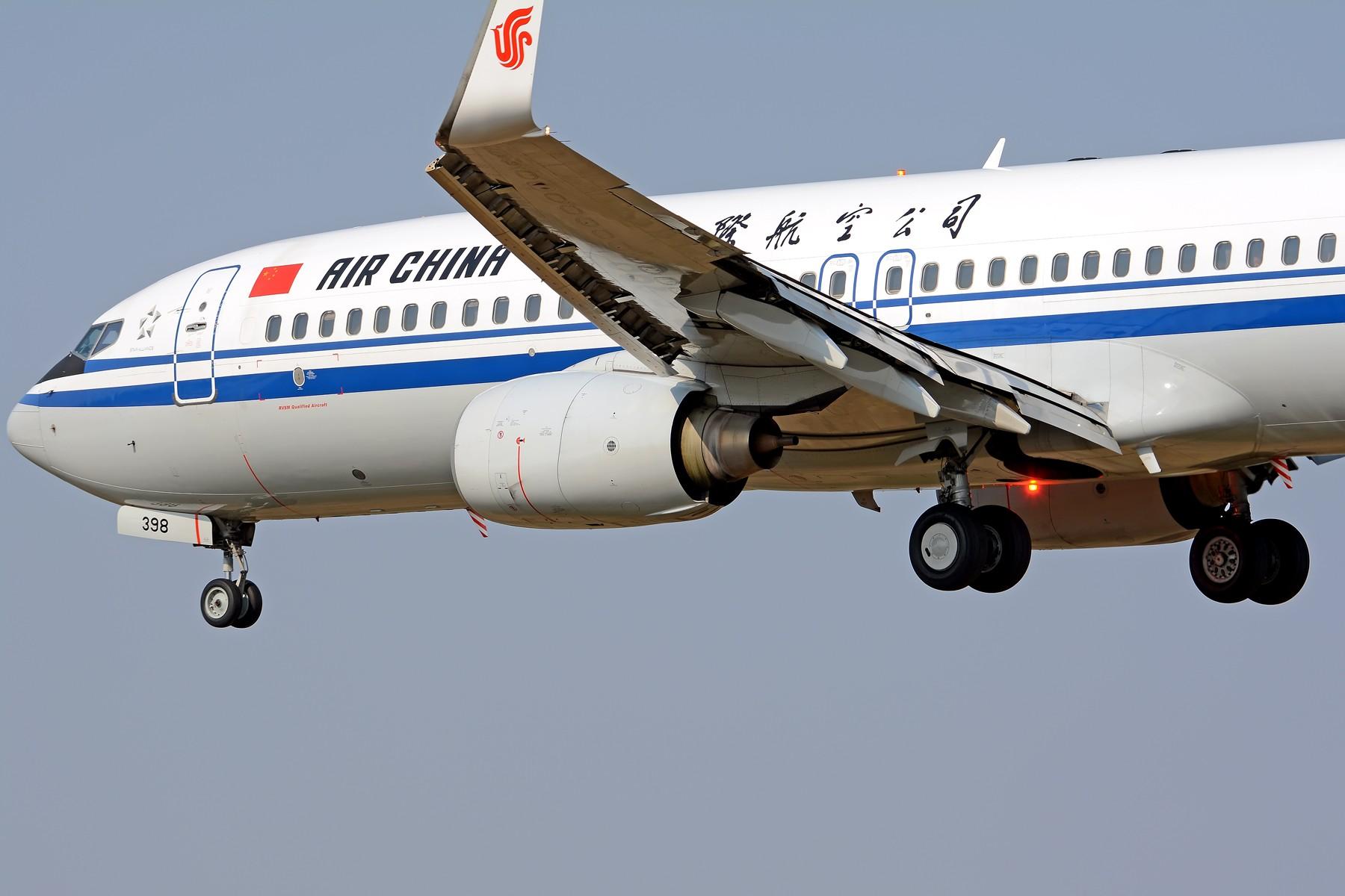 Re:[原创]【多图党】试镜200-500大头比较多 BOEING 737-800 B-5398 中国合肥新桥国际机场
