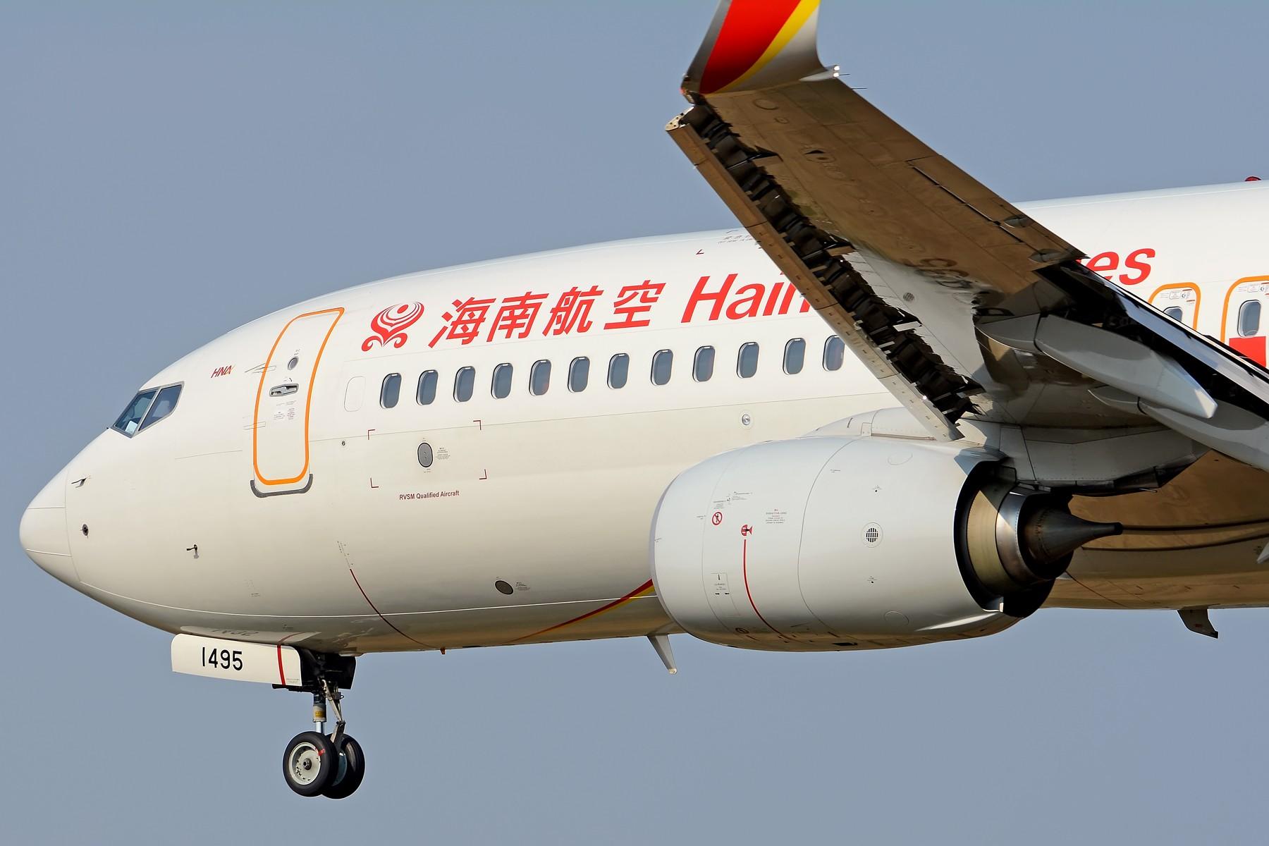 Re:[原创]【多图党】试镜200-500大头比较多 BOEING 737-800 B-1495 中国合肥新桥国际机场