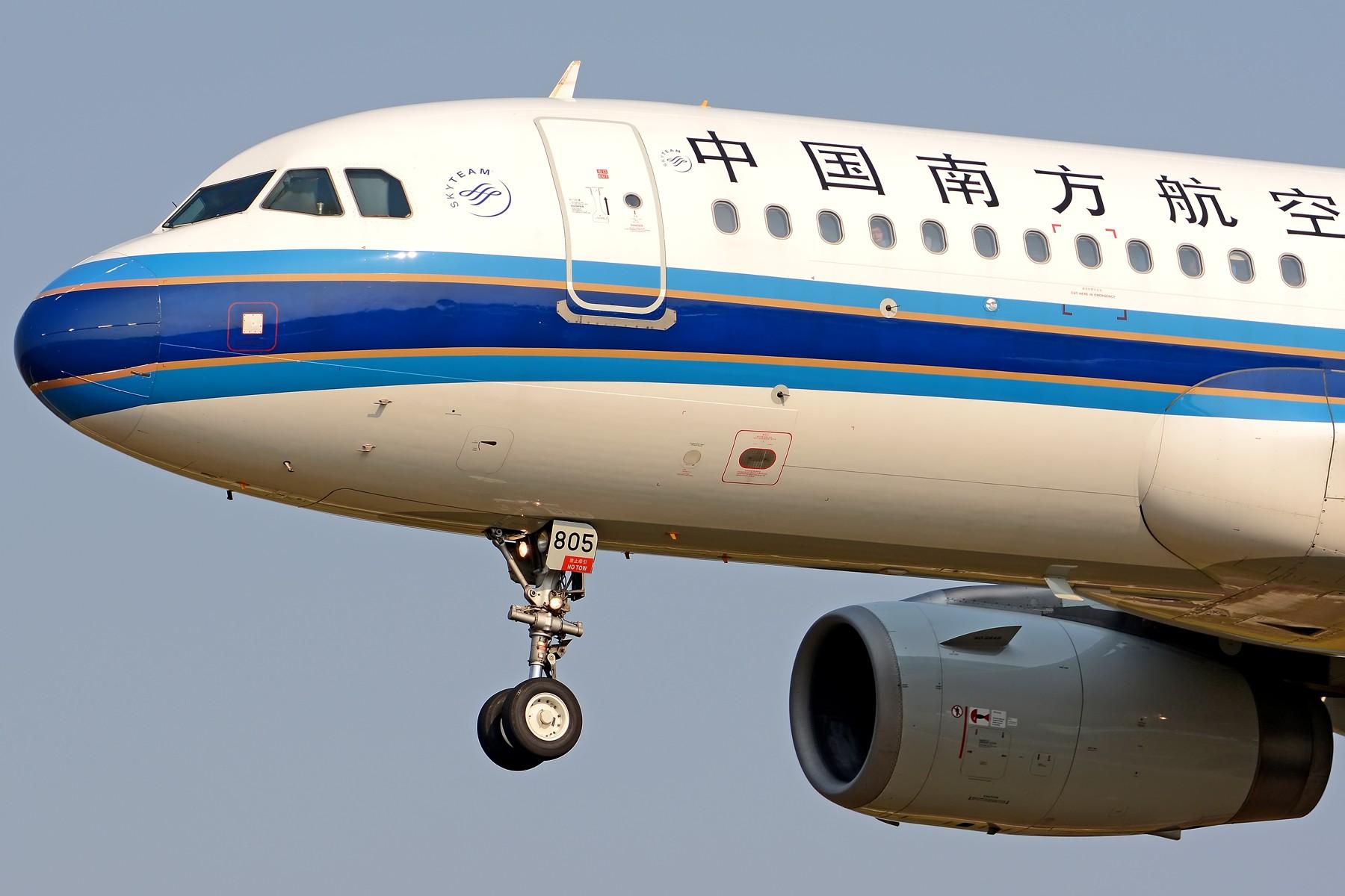 Re:[原创]【多图党】试镜200-500大头比较多 AIRBUS A320-200 B-1805 中国合肥新桥国际机场