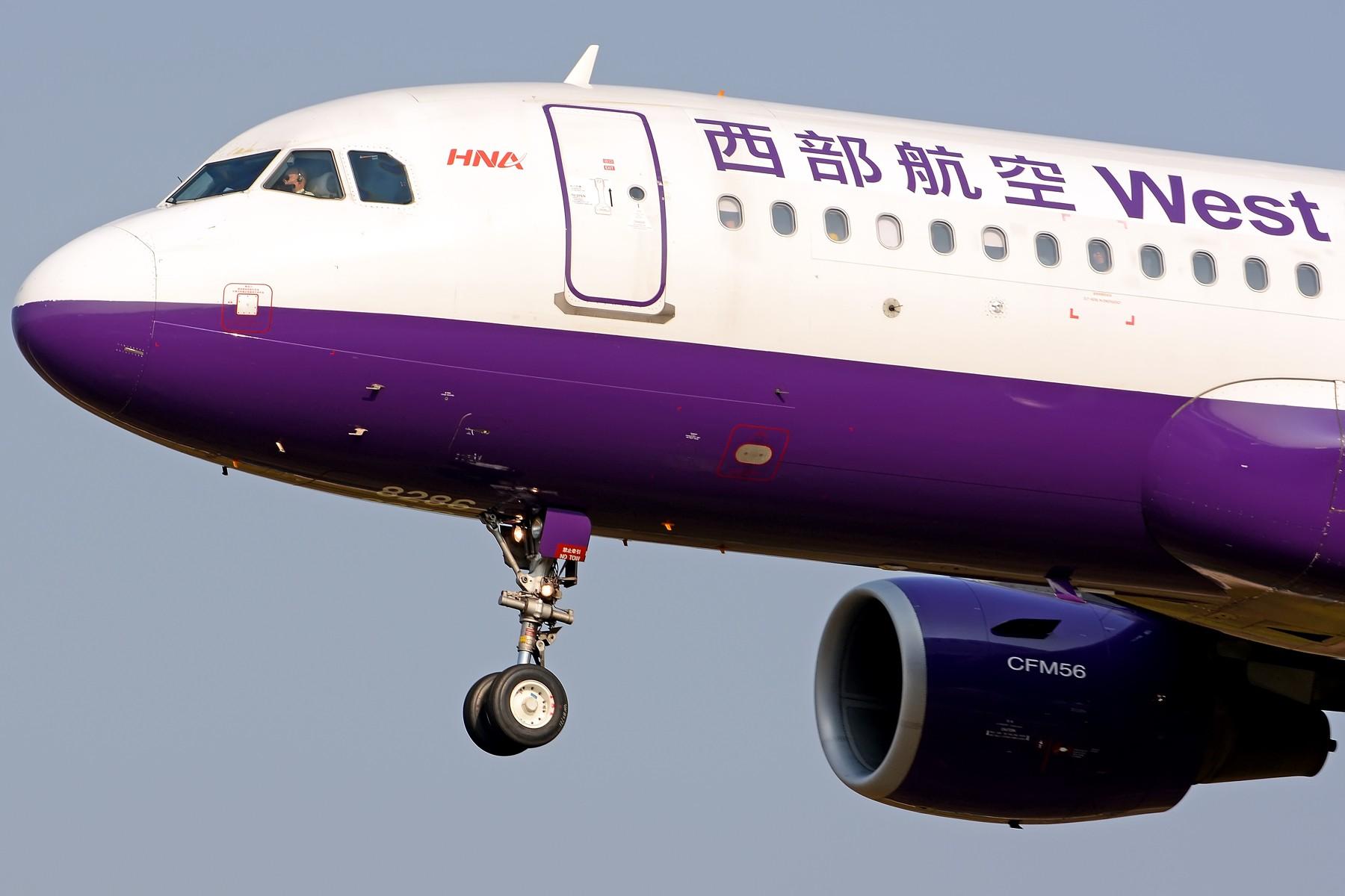 Re:[原创]【多图党】试镜200-500大头比较多 AIRBUS A320-200 B-8286 中国合肥新桥国际机场