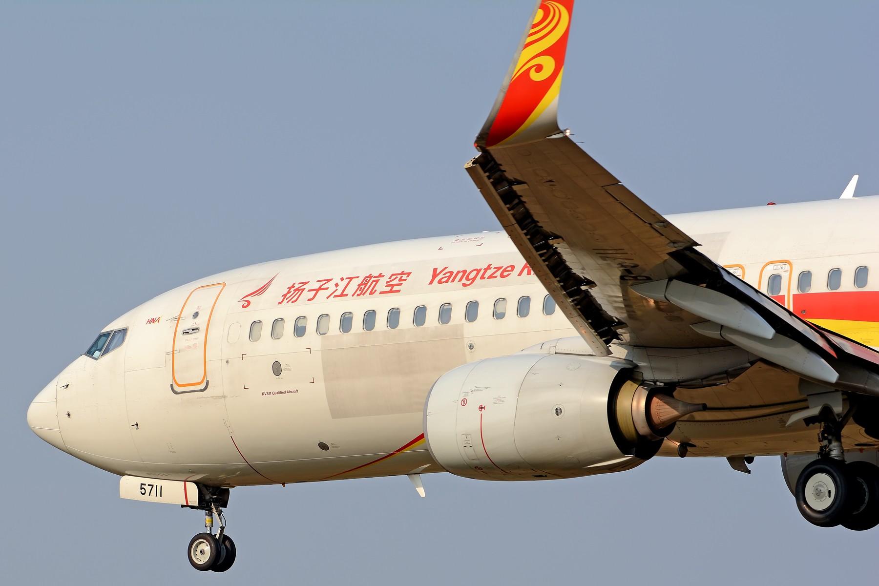 Re:[原创]【多图党】试镜200-500大头比较多 BOEING 737-800 B-5711 中国合肥新桥国际机场