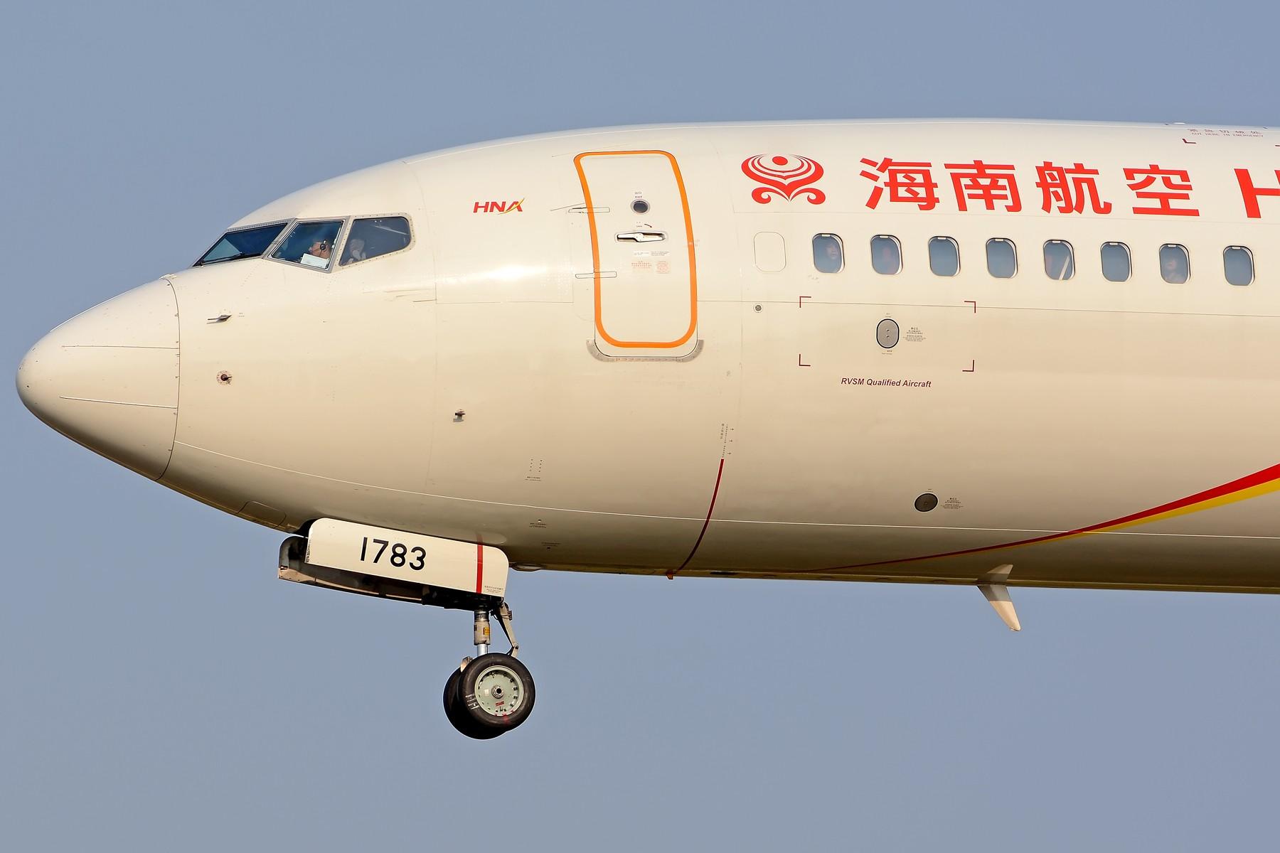 Re:[原创]【多图党】试镜200-500大头比较多 BOEING 737-800 B-1783 中国合肥新桥国际机场