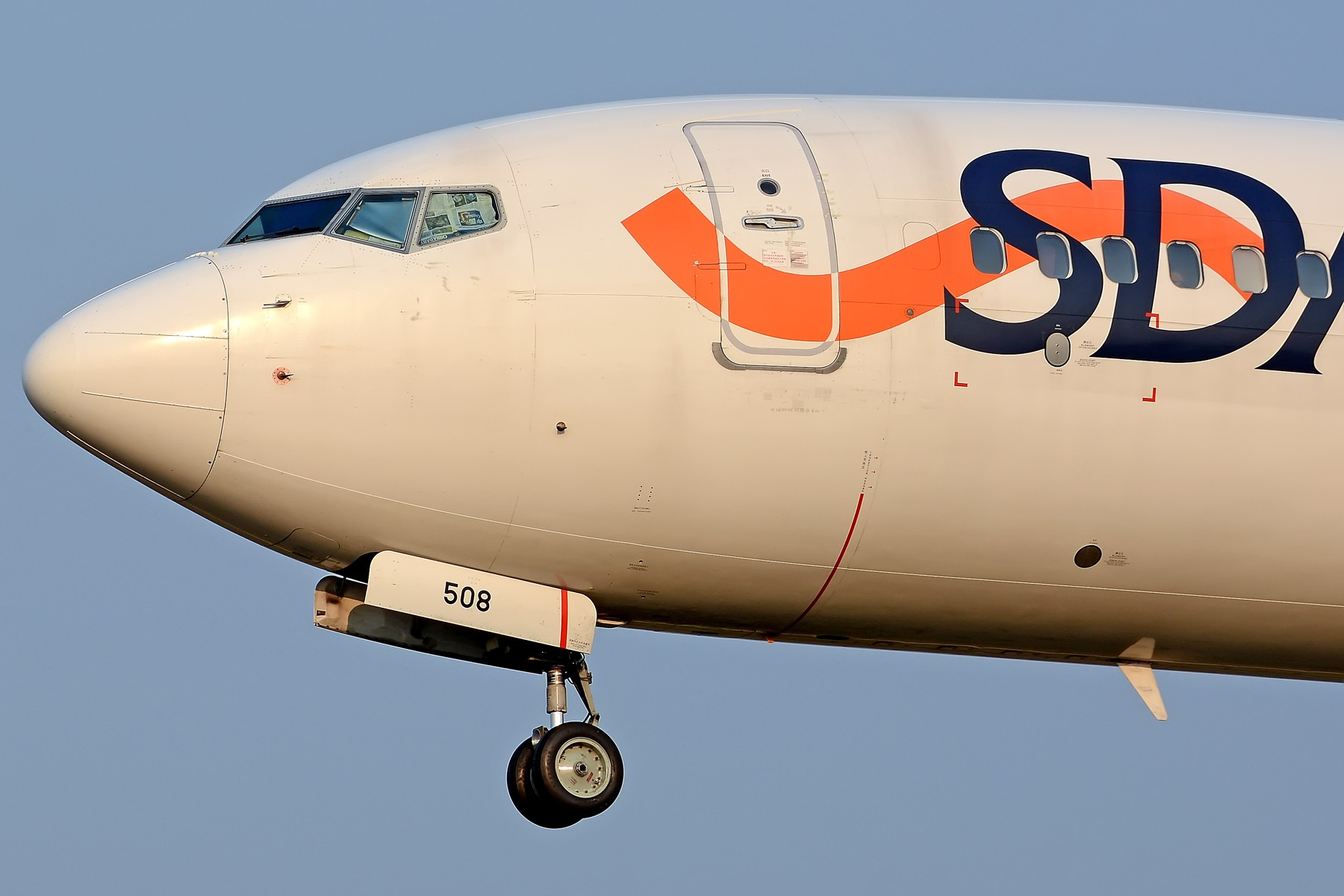 Re:[原创]【多图党】试镜200-500大头比较多 BOEING 737-800 B-1508 中国合肥新桥国际机场